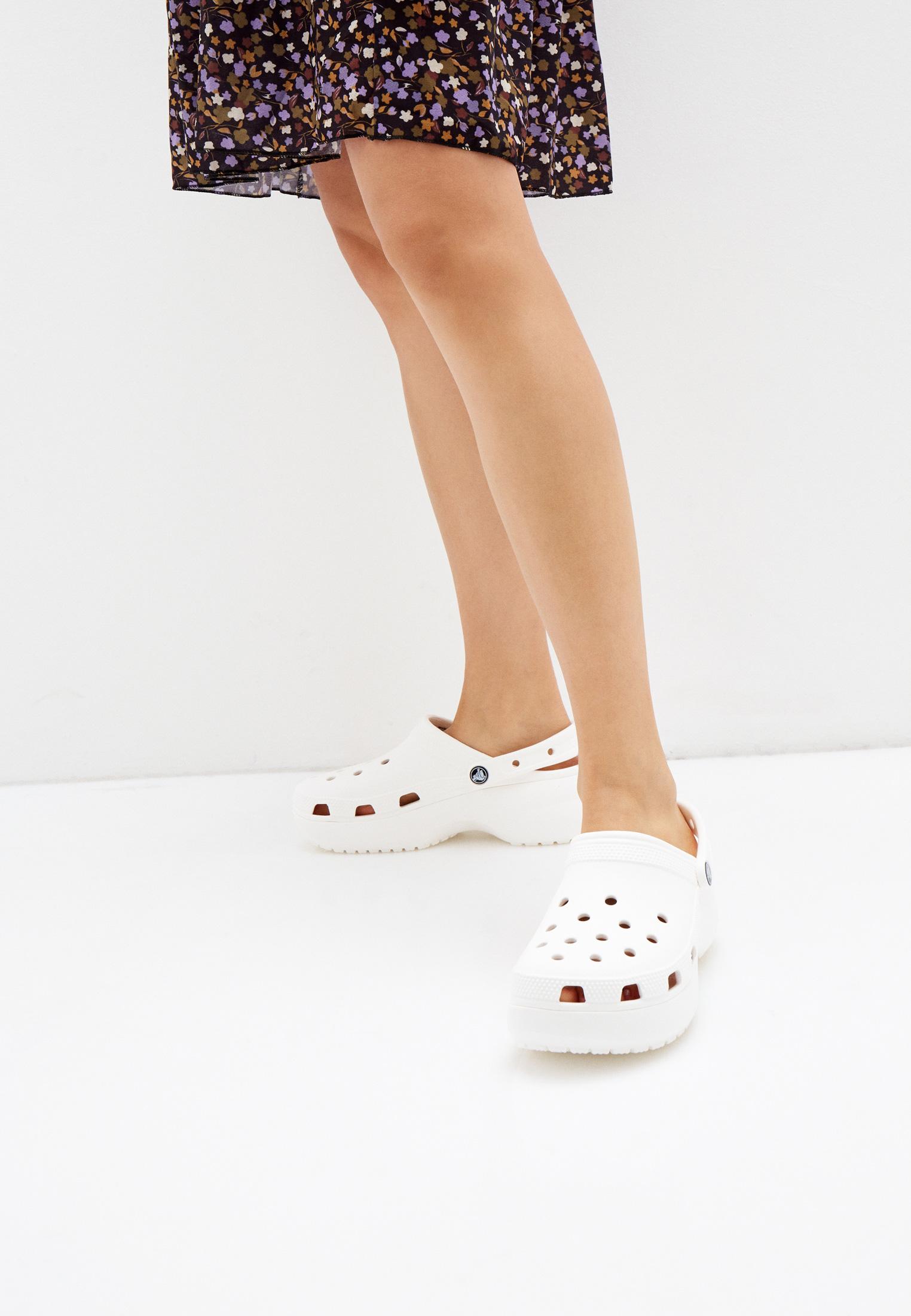 Женская резиновая обувь Crocs (Крокс) 206750: изображение 6