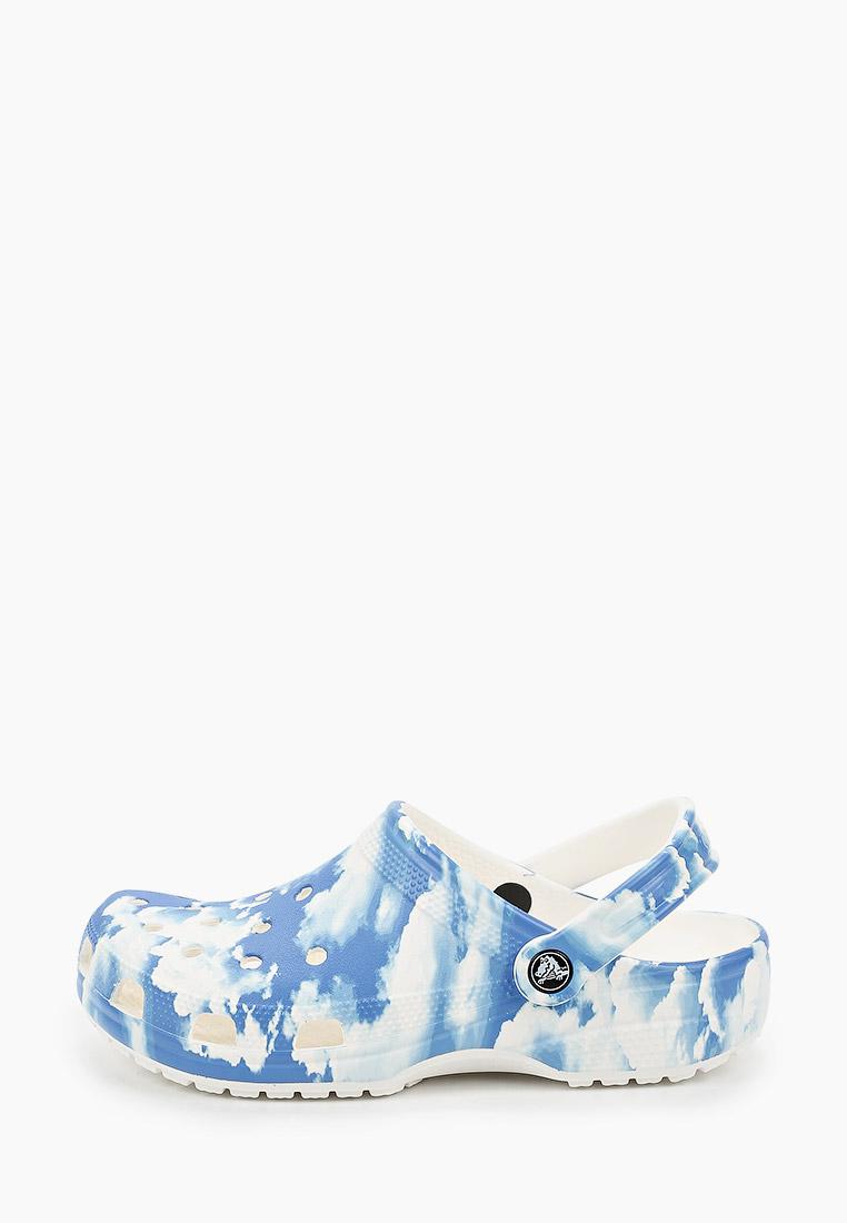 Мужская резиновая обувь Crocs (Крокс) 206868: изображение 1