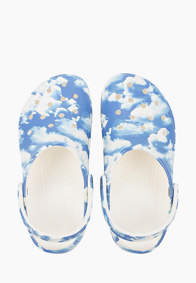Мужская резиновая обувь Crocs (Крокс) 206868: изображение 4