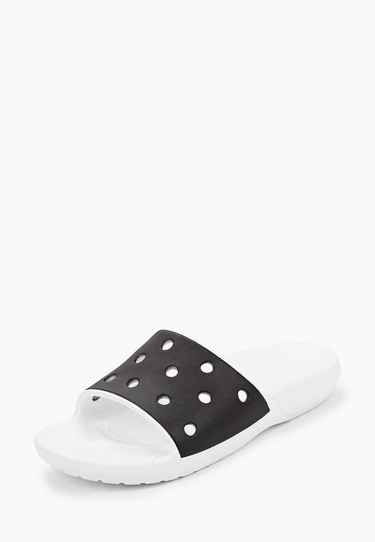 Женские сланцы Crocs (Крокс) 206882: изображение 2