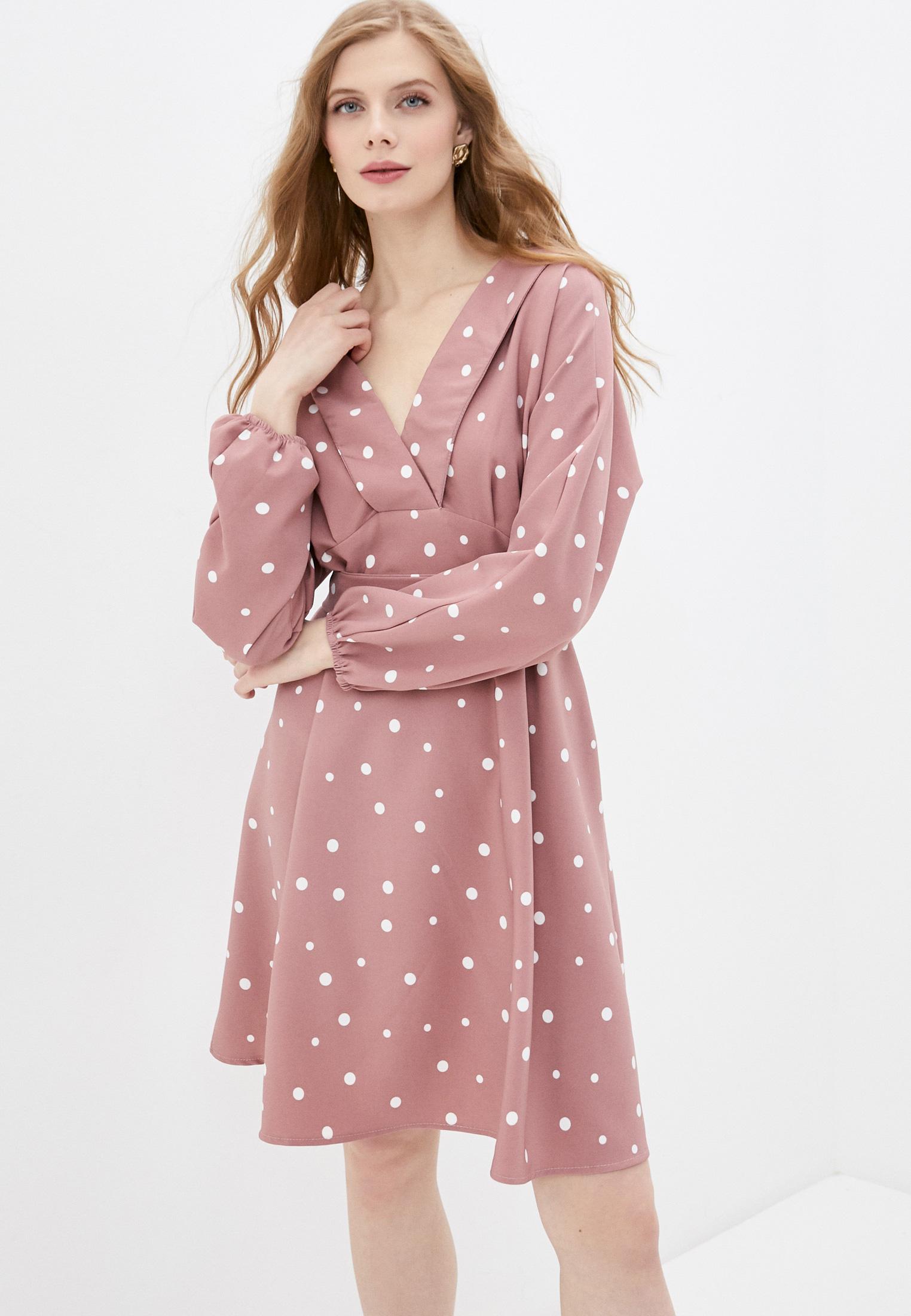 Платье Pink Orange PO21-1330-3