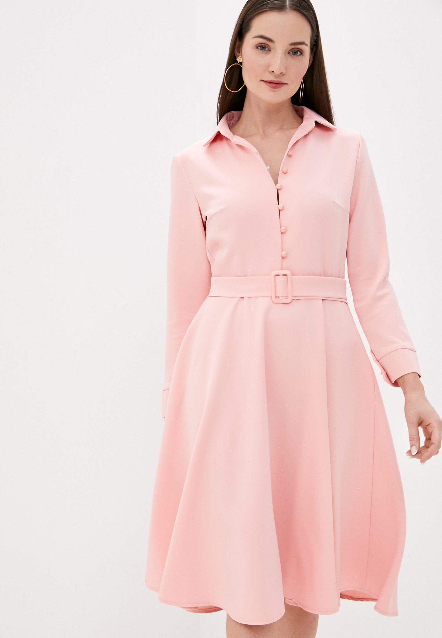 Платье Pink Orange PO21-1359