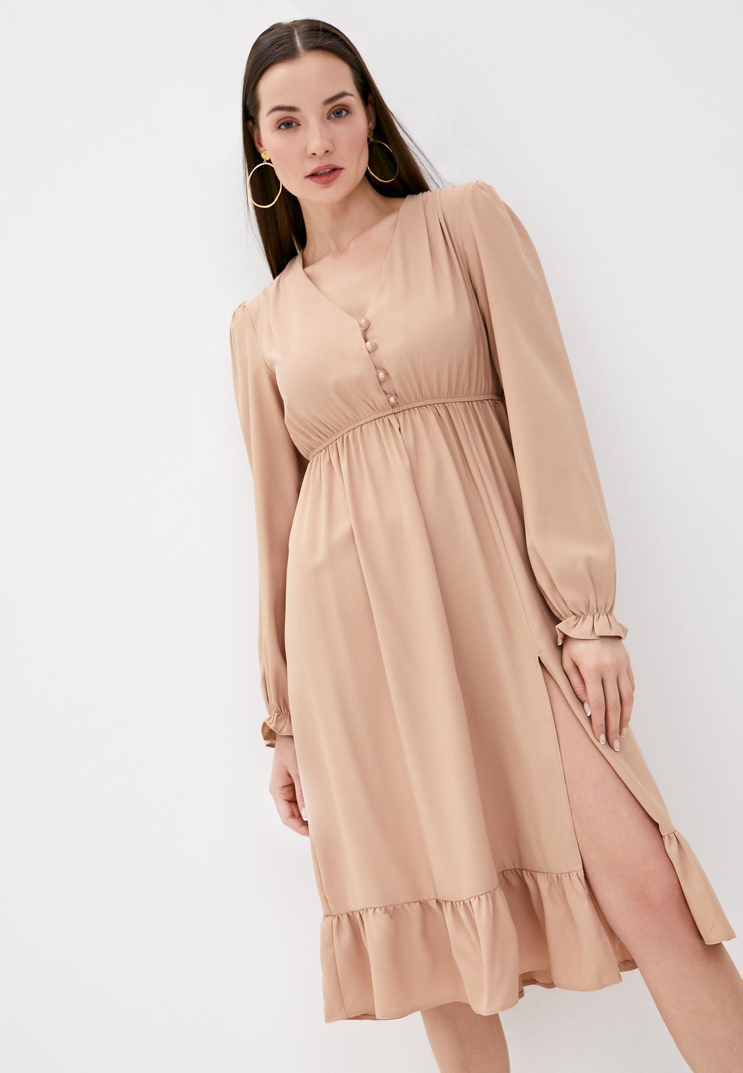 Платье Pink Orange PO21-1373-1