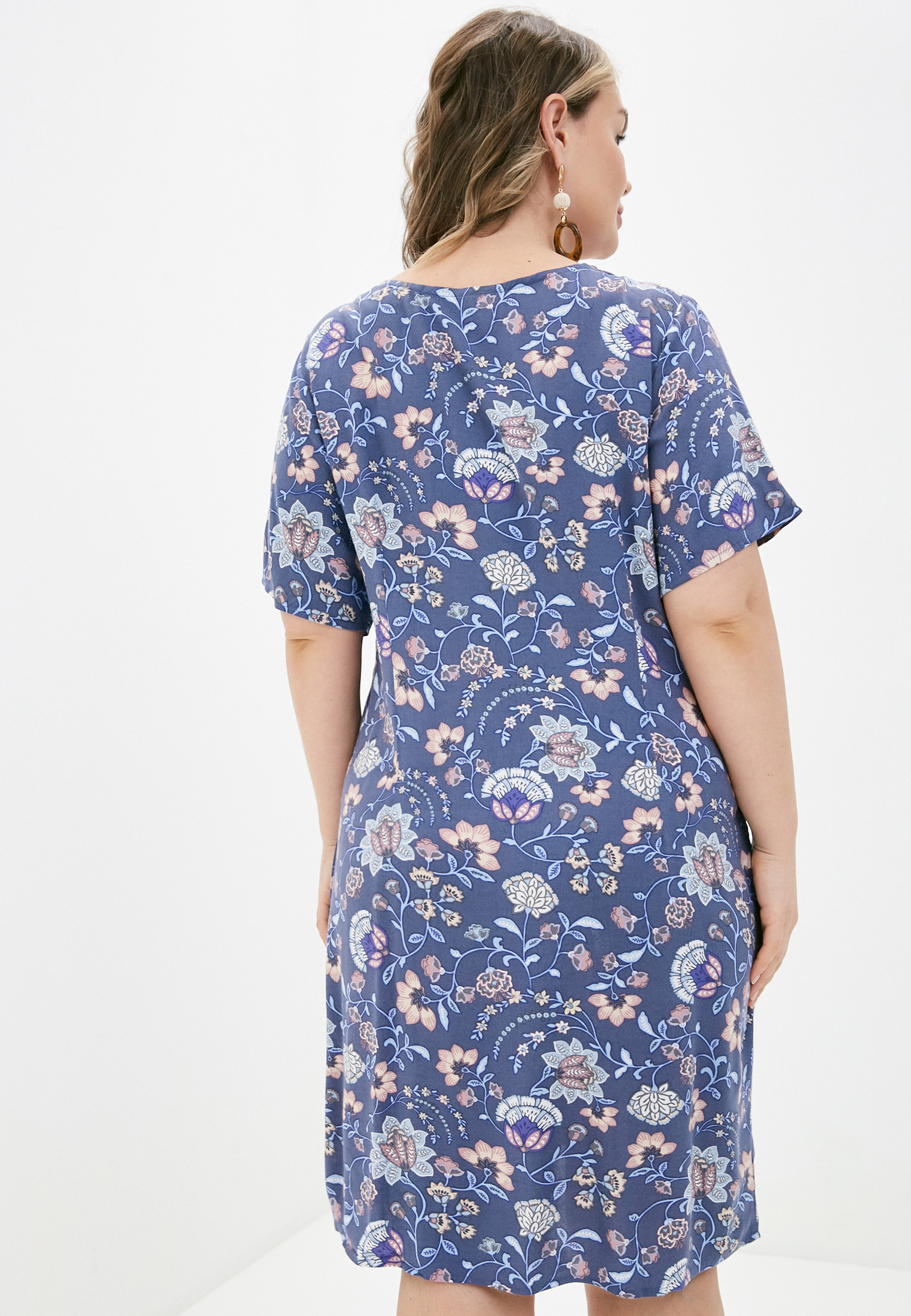 Повседневное платье Allegri 1436: изображение 3
