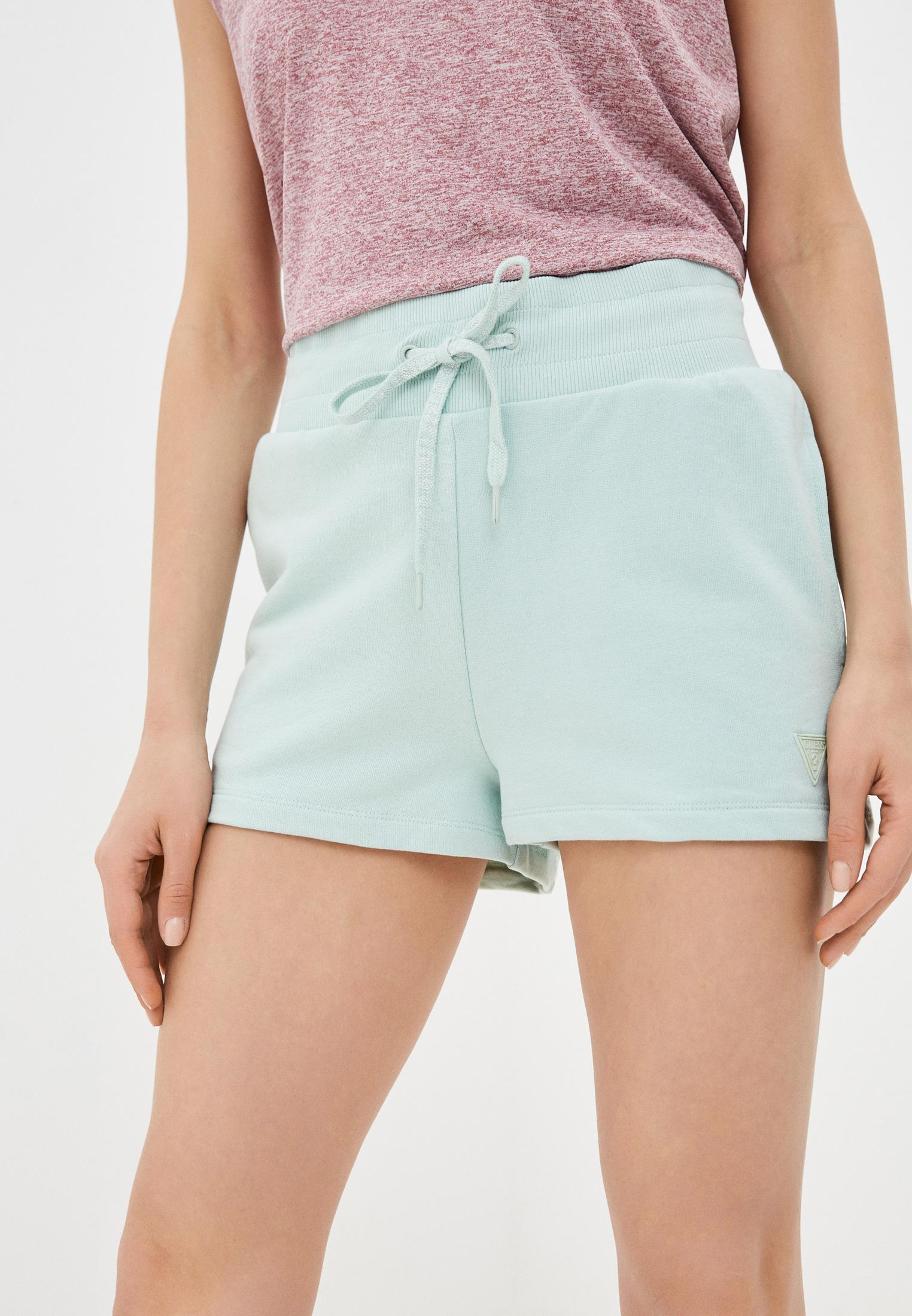 Женские повседневные шорты Guess Jeans O1GA02 K68I1