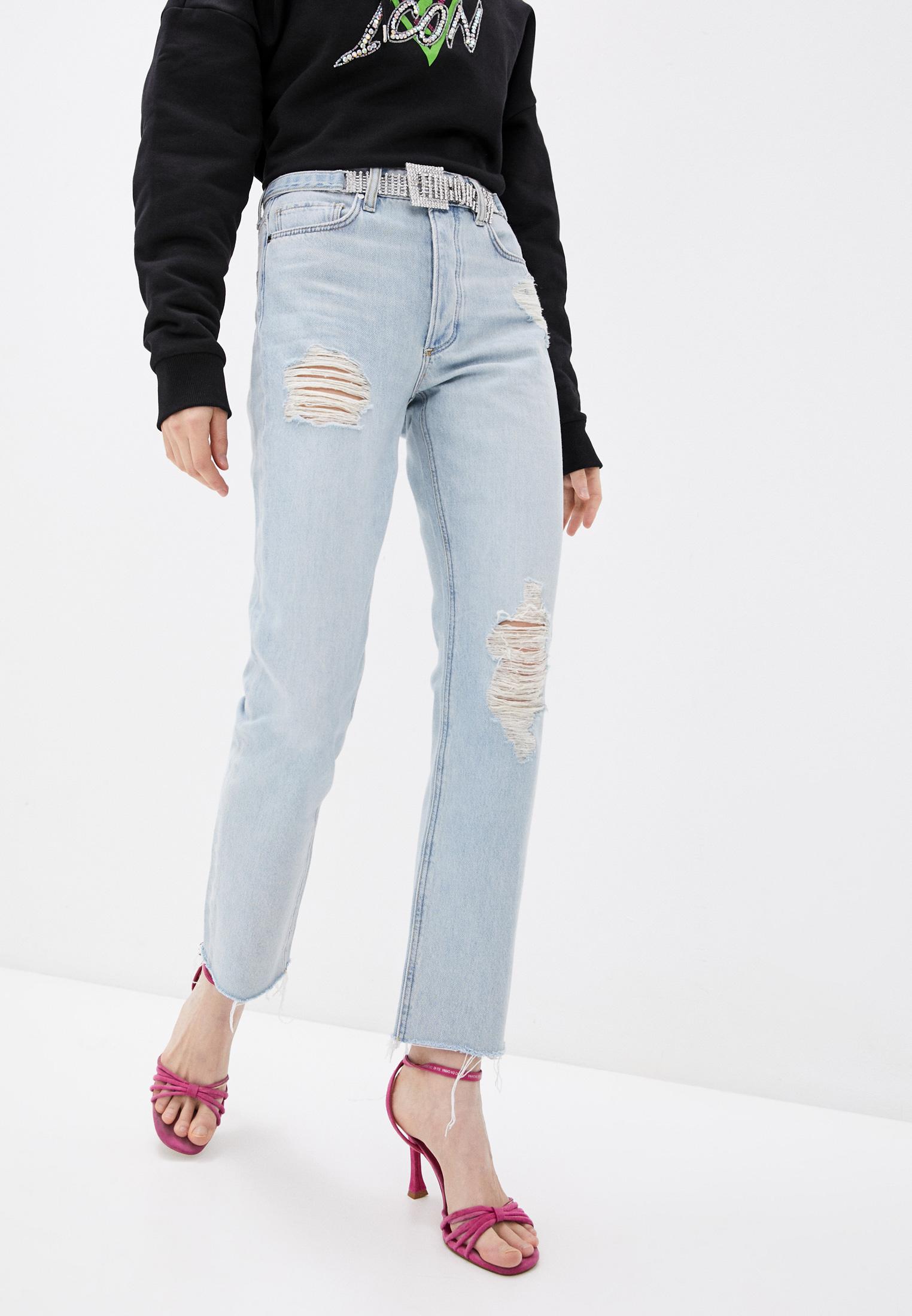 Прямые джинсы Guess Jeans W1RA16 D3Y0I