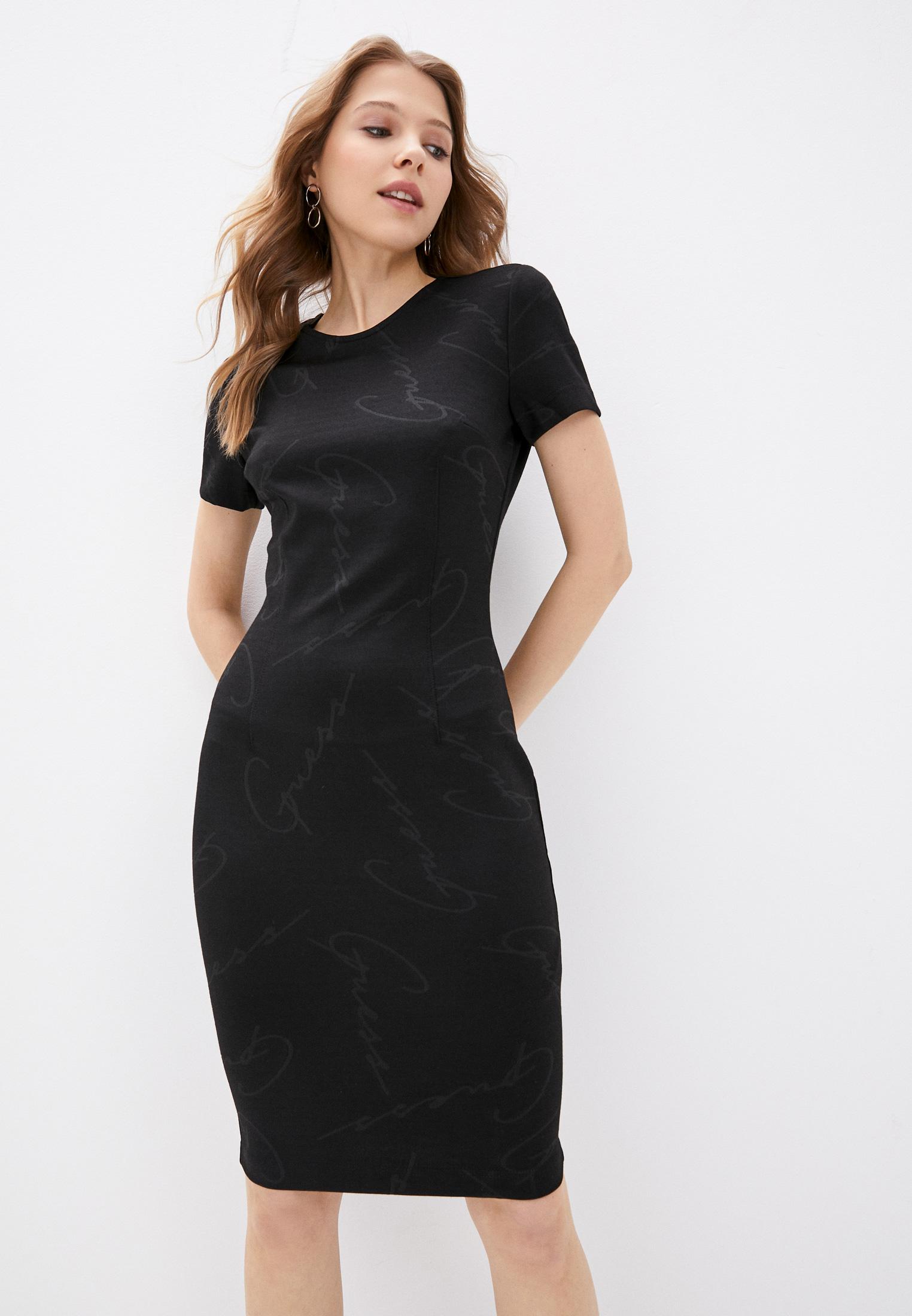 Платье Guess Jeans W1RK98 KAFA2