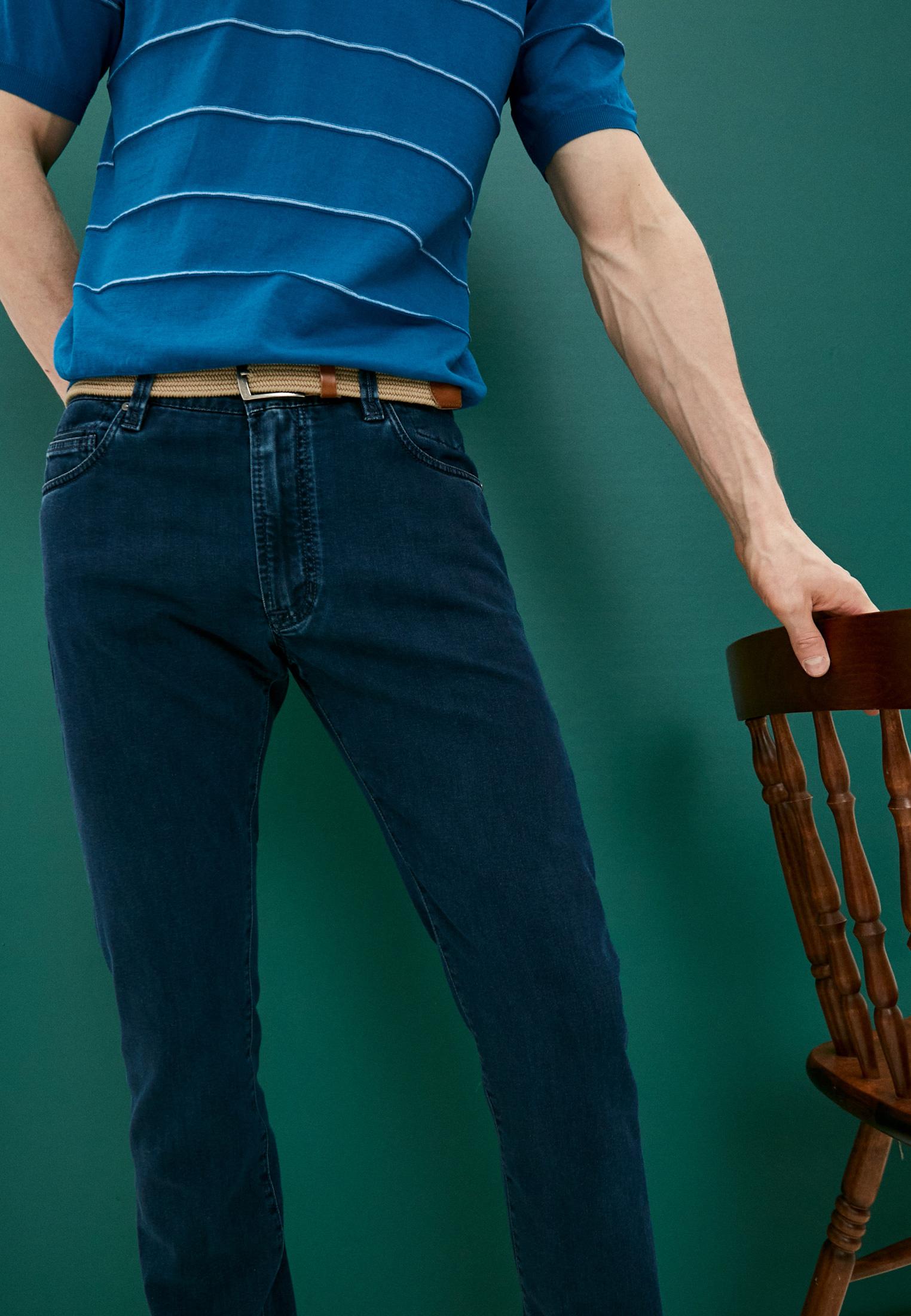 Зауженные джинсы Cortigiani 113530: изображение 2
