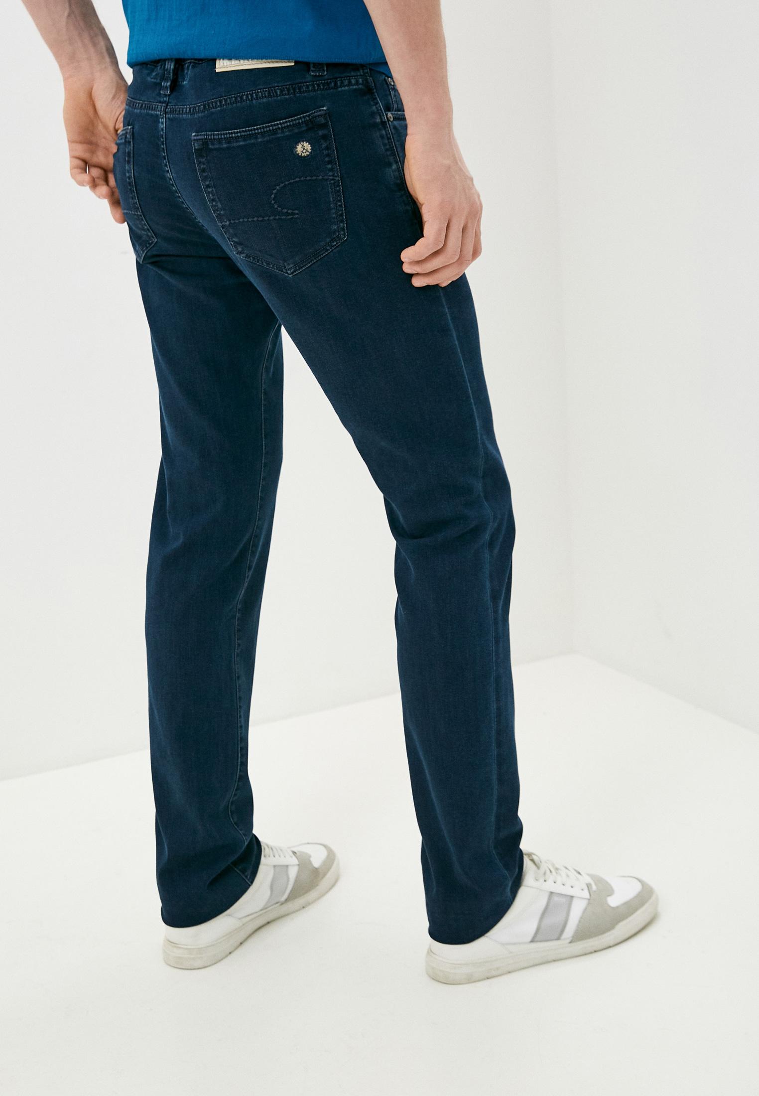Зауженные джинсы Cortigiani 113530: изображение 4