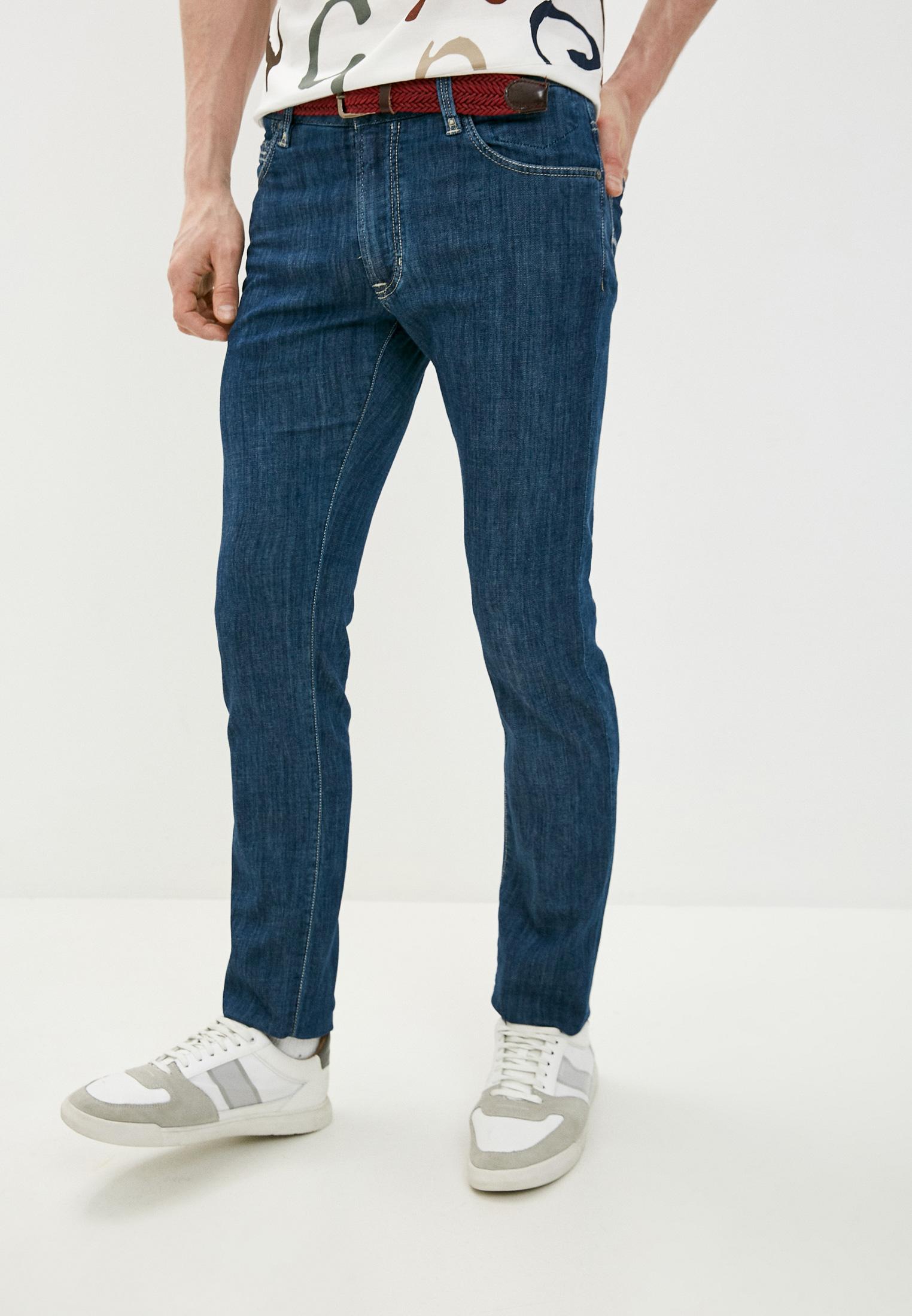 Зауженные джинсы Cortigiani 113512