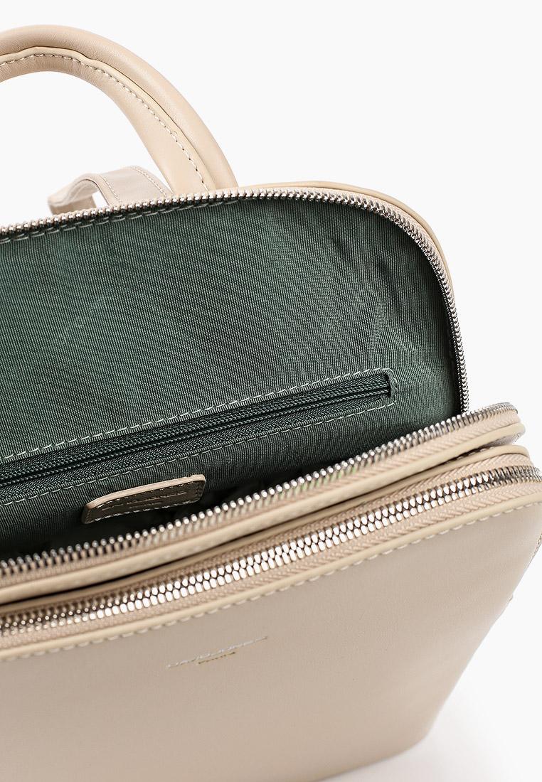 Городской рюкзак David Jones (Дэвид Джонс) 6502-2_бежевый: изображение 3