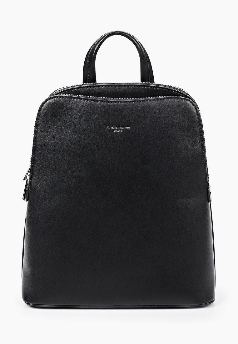 Городской рюкзак David Jones (Дэвид Джонс) 6502-2_черный