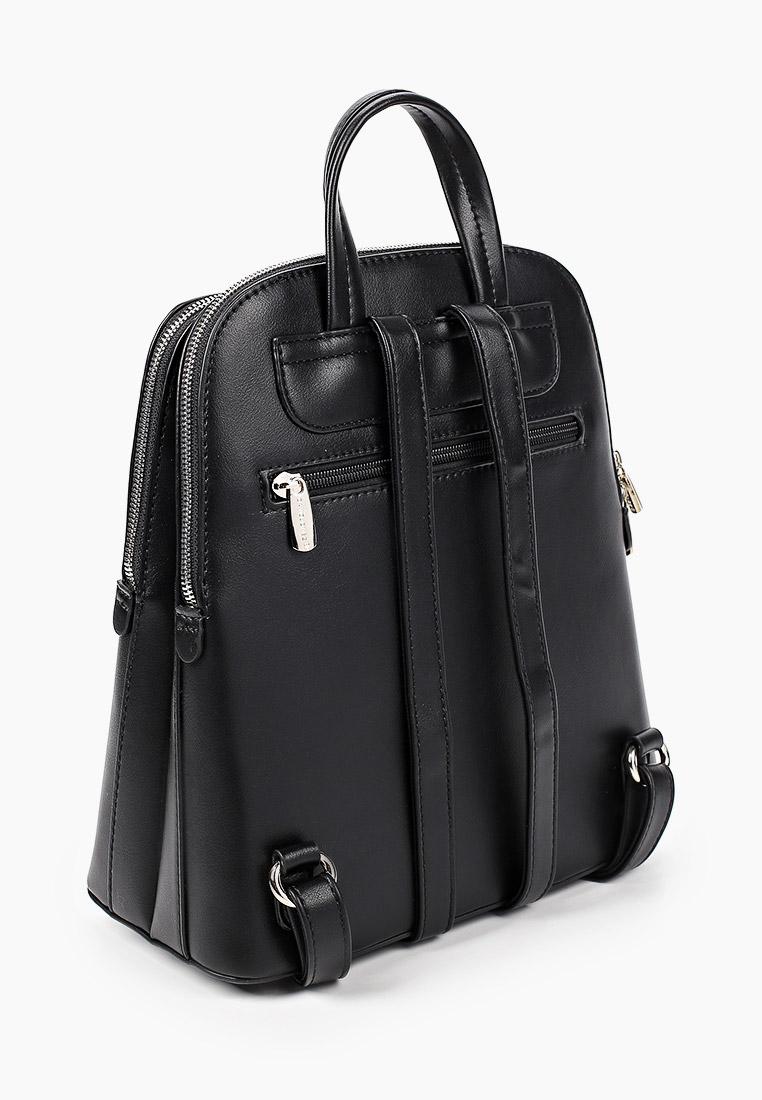 Городской рюкзак David Jones (Дэвид Джонс) 6502-2_черный: изображение 2