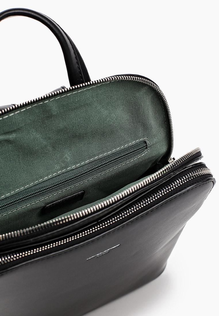 Городской рюкзак David Jones (Дэвид Джонс) 6502-2_черный: изображение 3