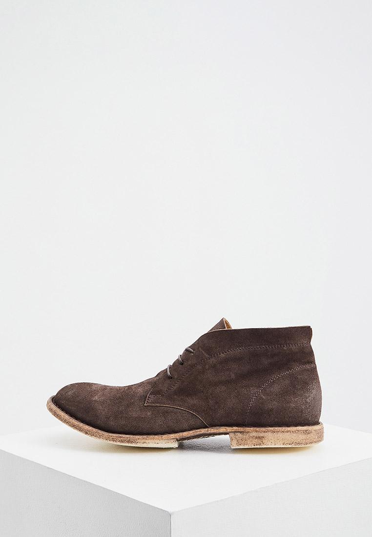 Мужские ботинки Moma (Мома) 2BS115-WA