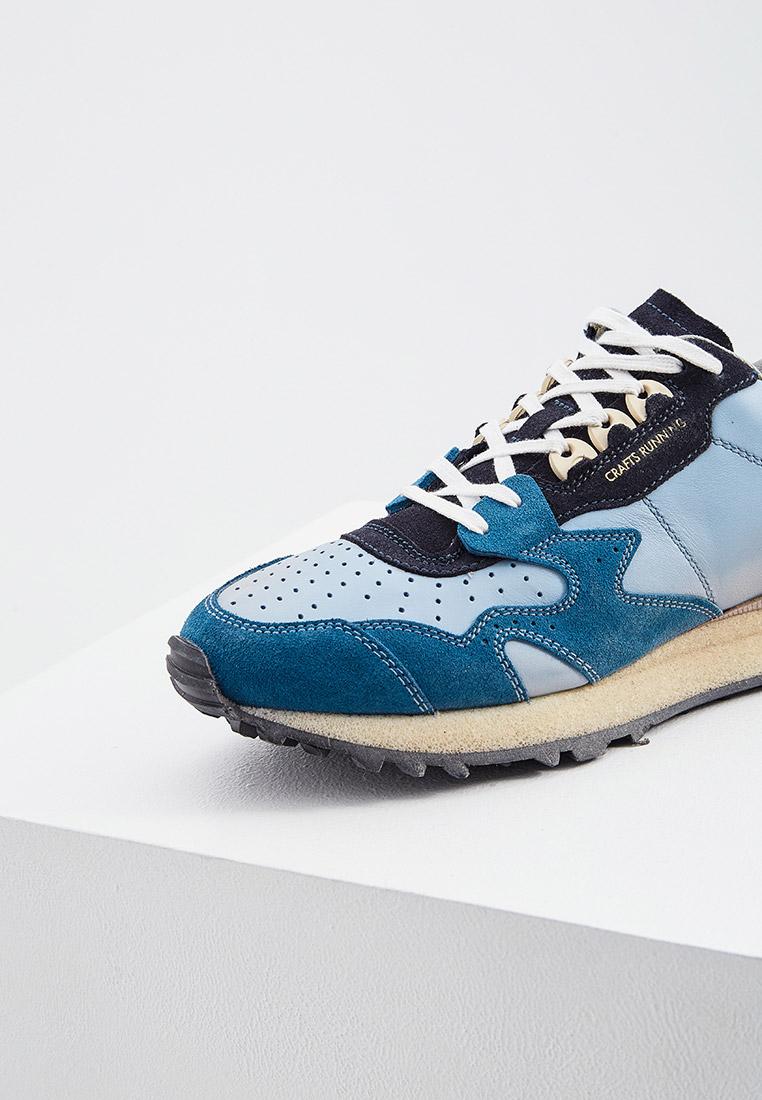 Мужские кроссовки Moma 4AW199-CR: изображение 4