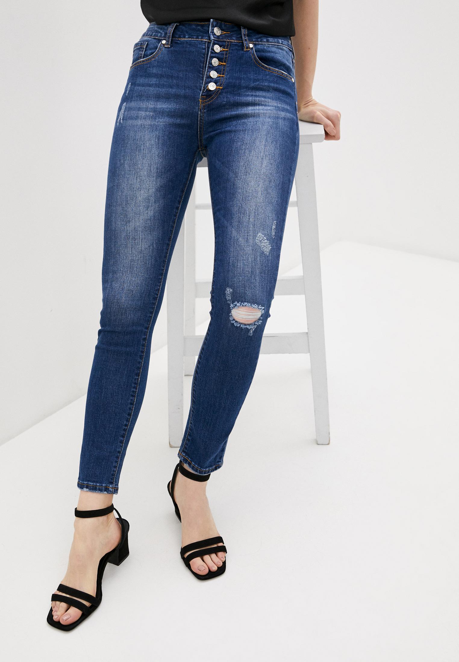 Зауженные джинсы G&G B014-A071