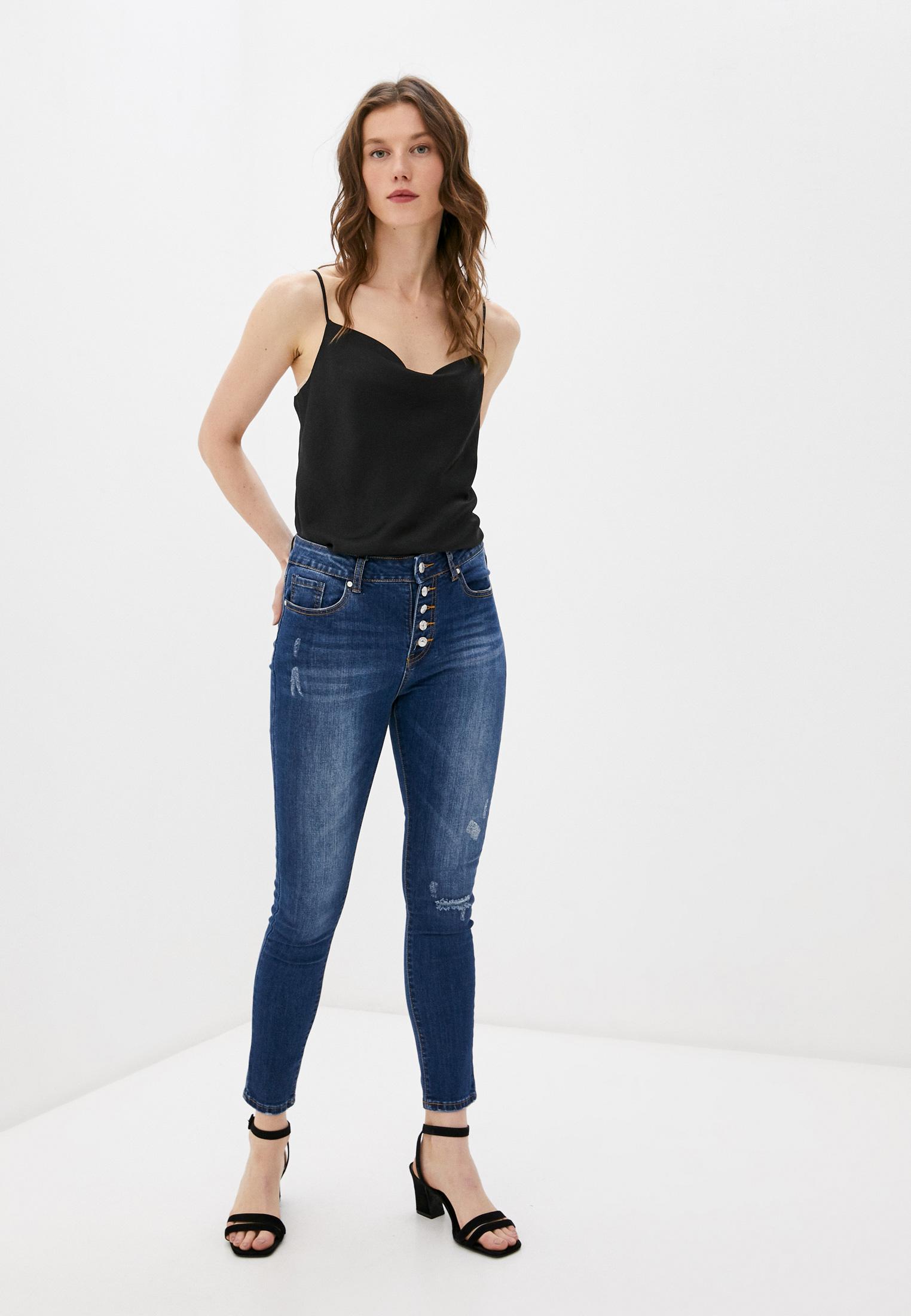 Зауженные джинсы G&G B014-A071: изображение 2