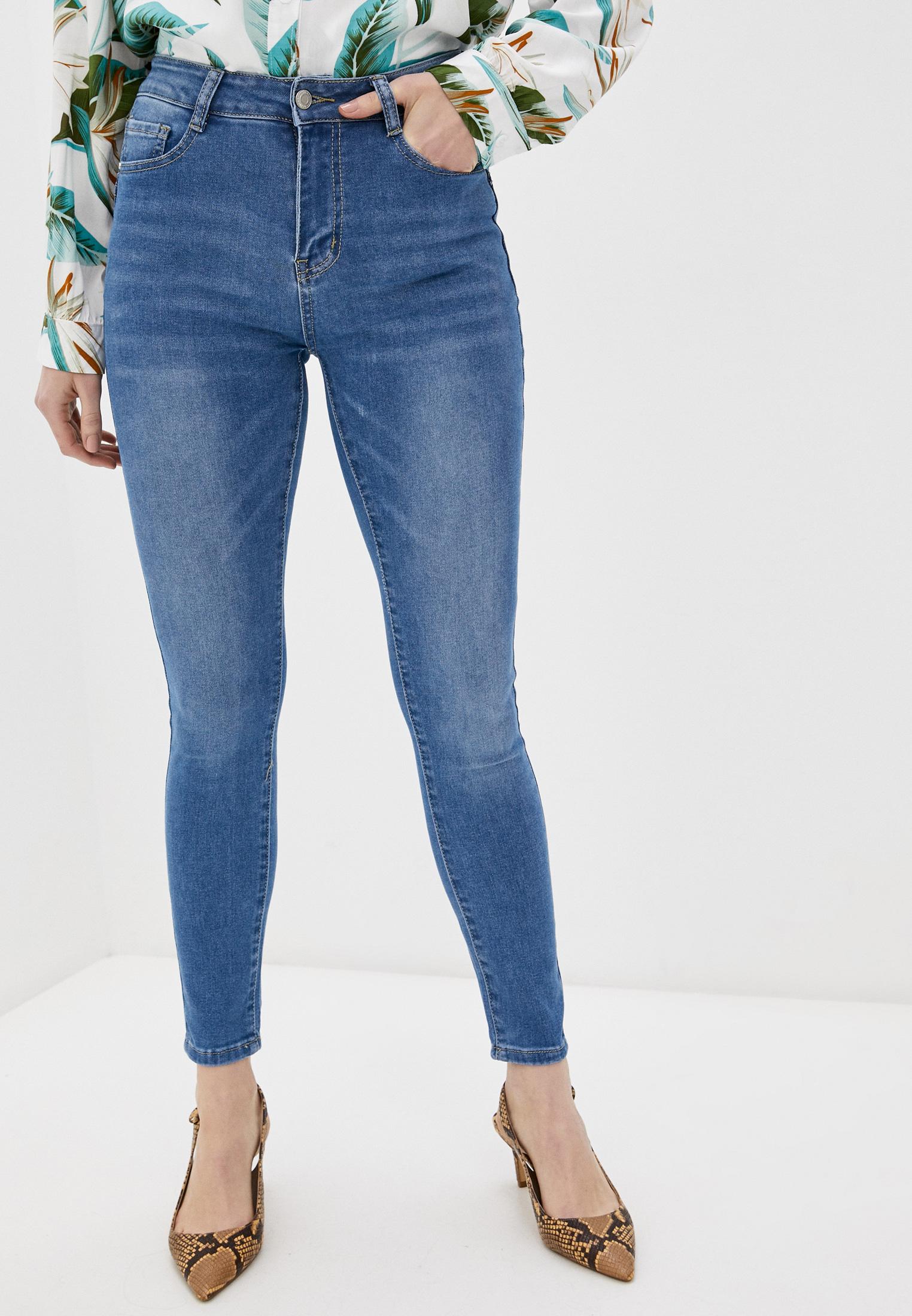 Зауженные джинсы G&G B014-K167