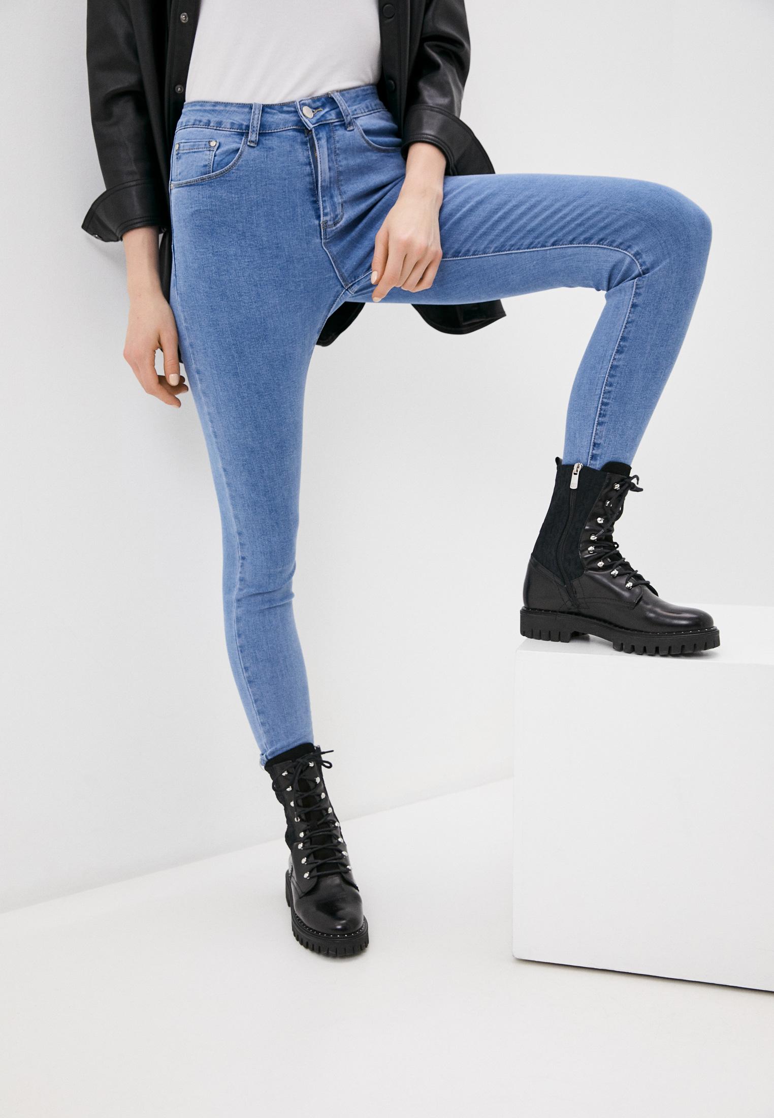 Зауженные джинсы G&G B014-KW-806
