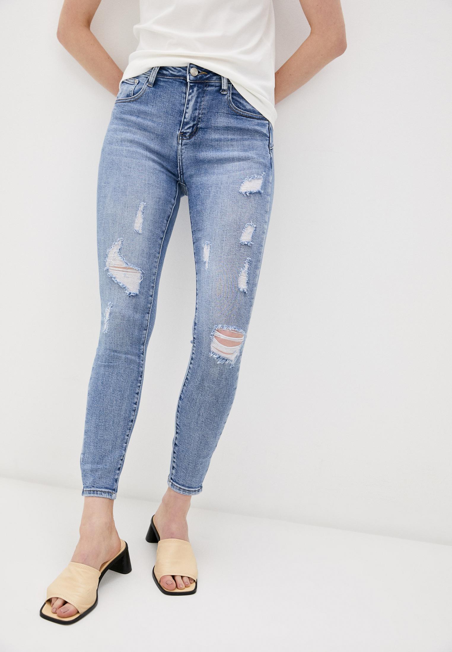 Зауженные джинсы G&G B014-KW-820