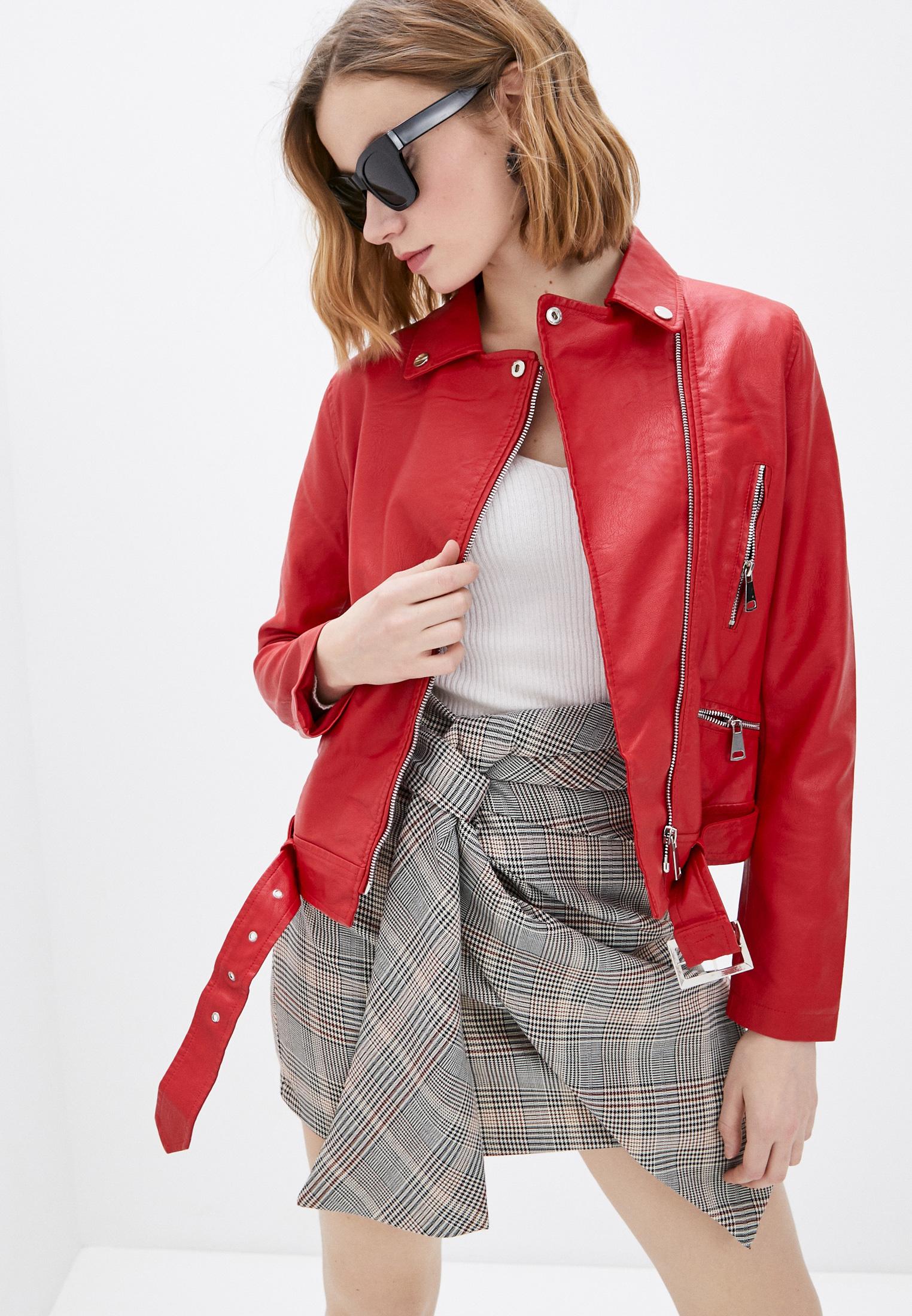 Кожаная куртка Macleria NR09-ZM5636