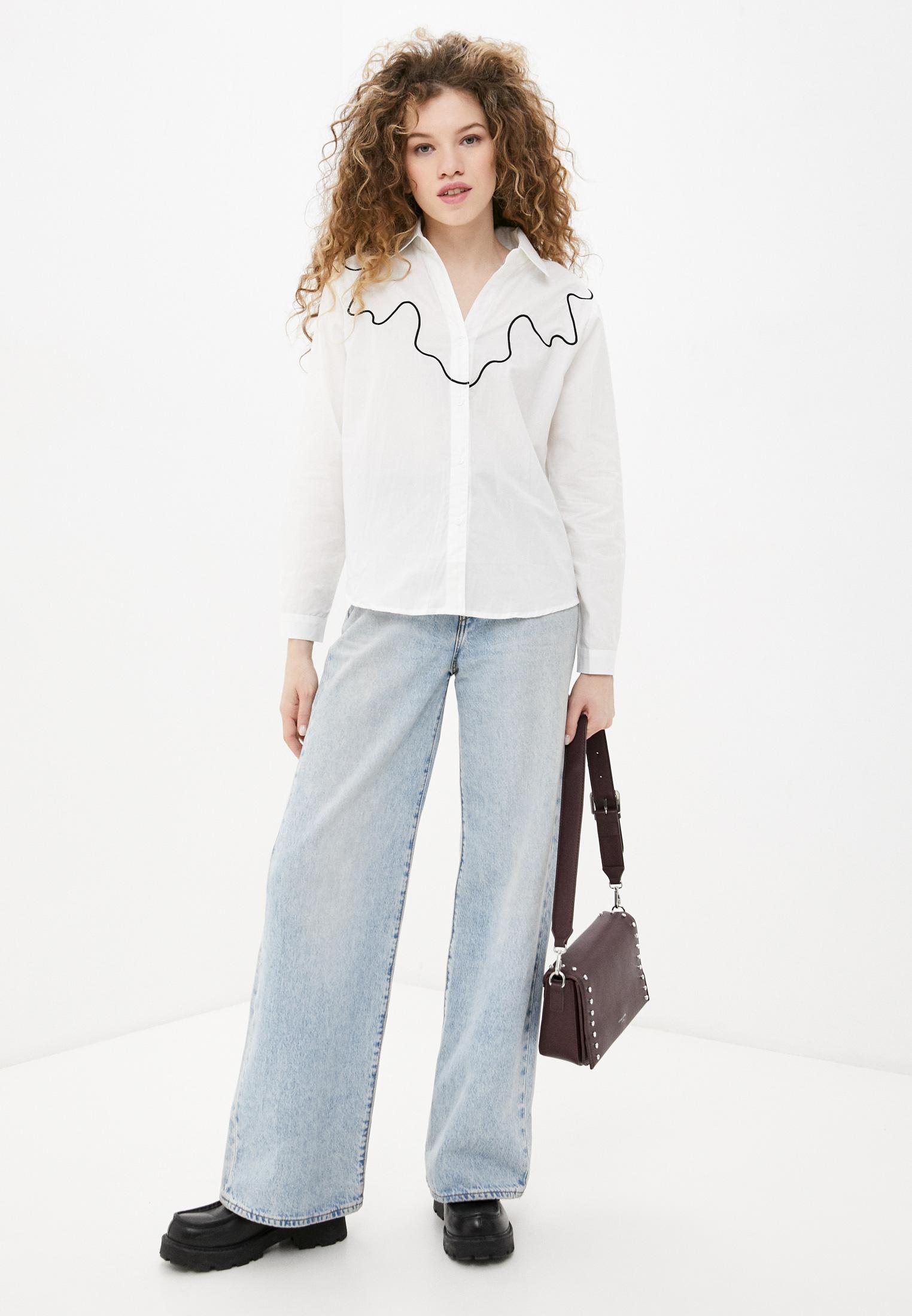 Женские рубашки с длинным рукавом B.Style NR12-2741: изображение 2
