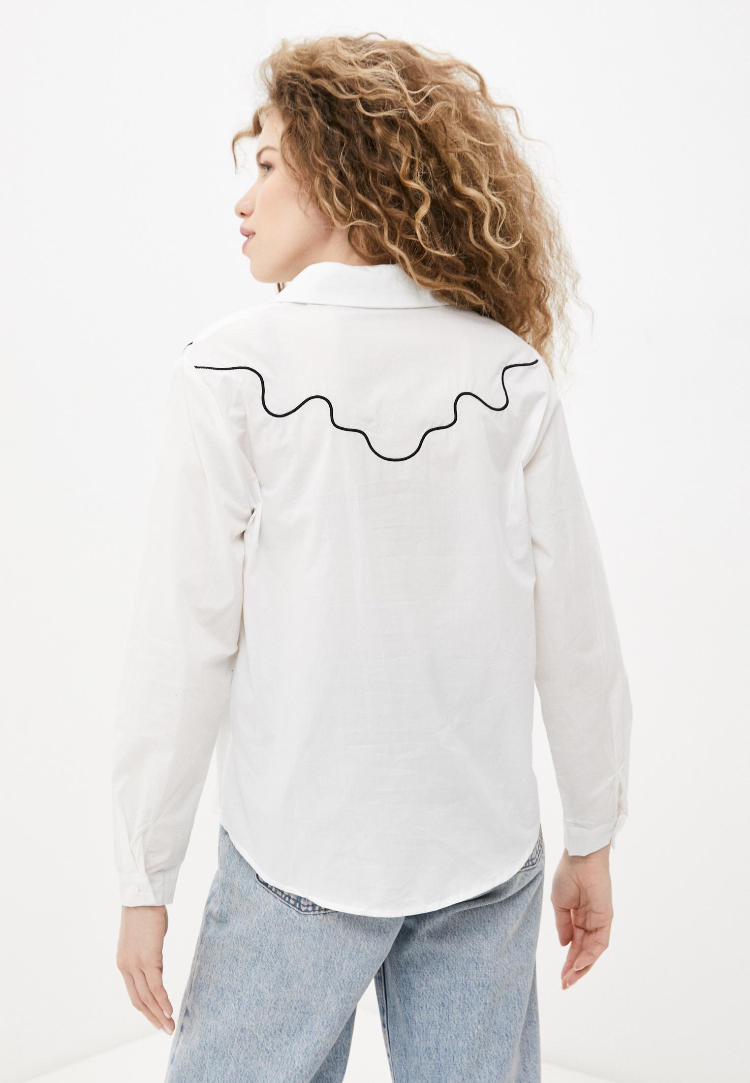 Женские рубашки с длинным рукавом B.Style NR12-2741: изображение 3