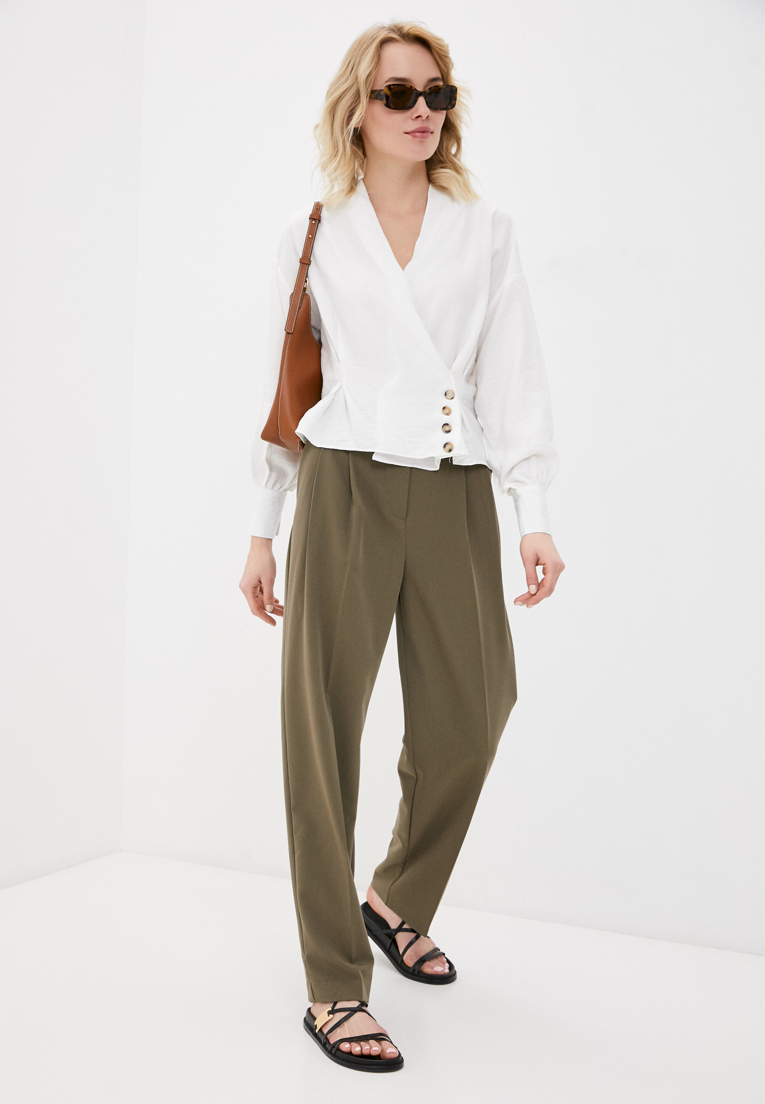 Блуза B.Style NR12-3437: изображение 2