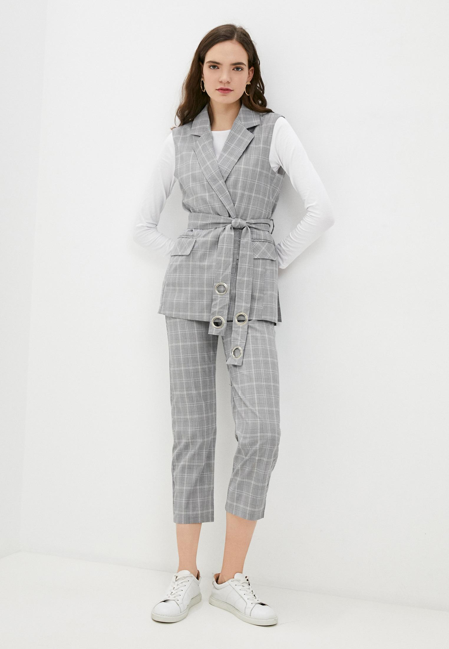 Костюм с брюками B.Style NR12-3468-3649: изображение 2