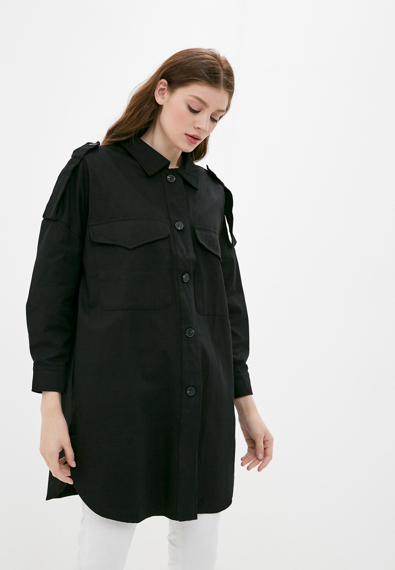 Женские рубашки с длинным рукавом B.Style NR12-3931