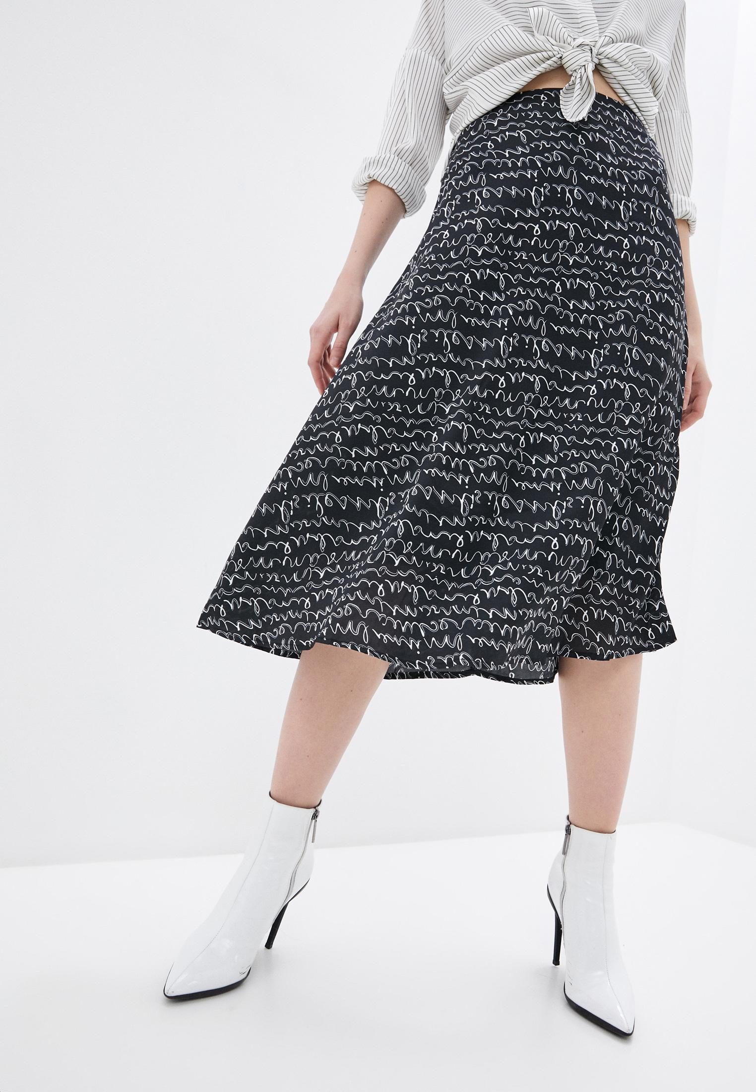 Широкая юбка B.Style NR12-4110: изображение 5