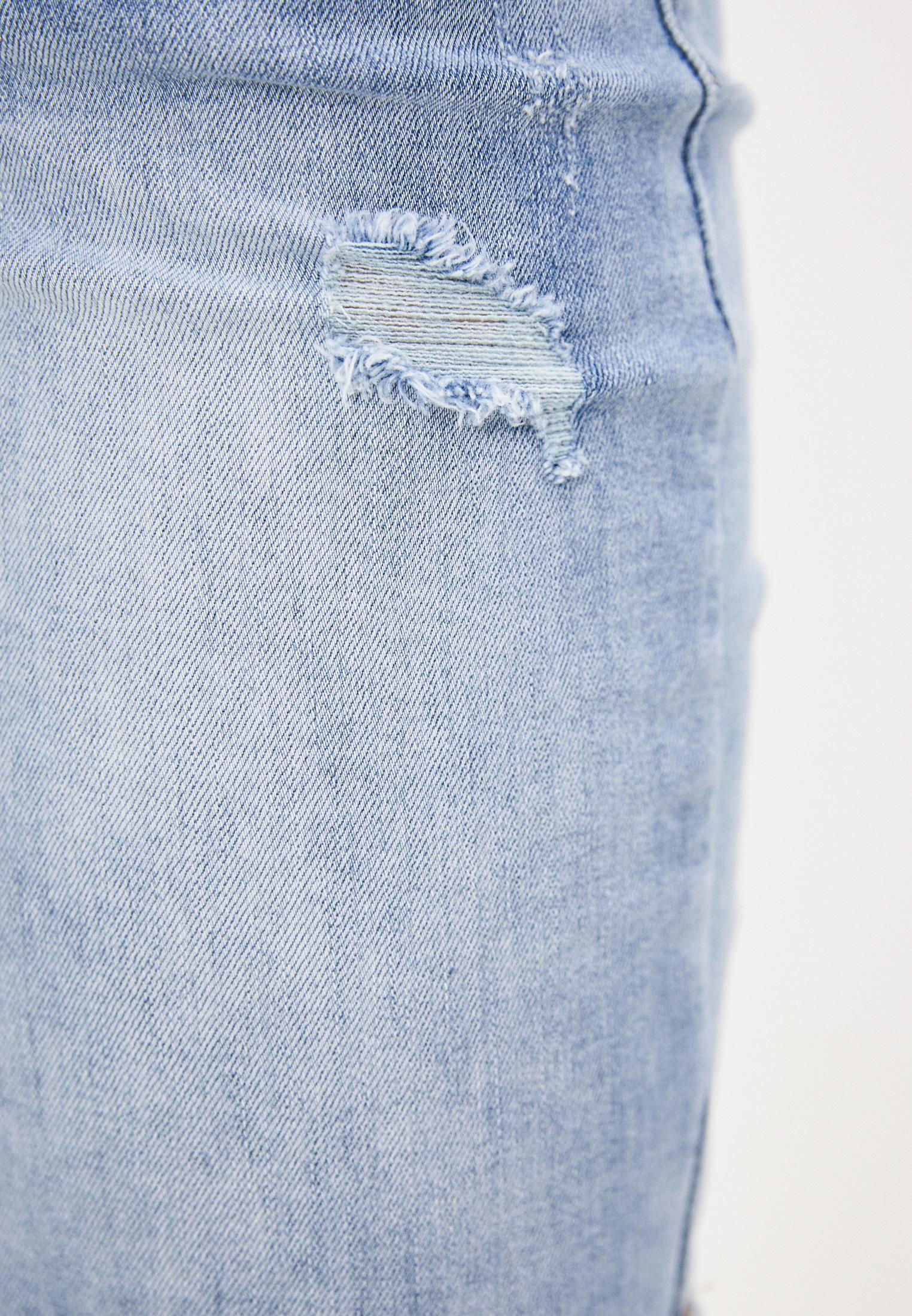 Женские джинсовые шорты B.Style NR12-FL1651: изображение 4