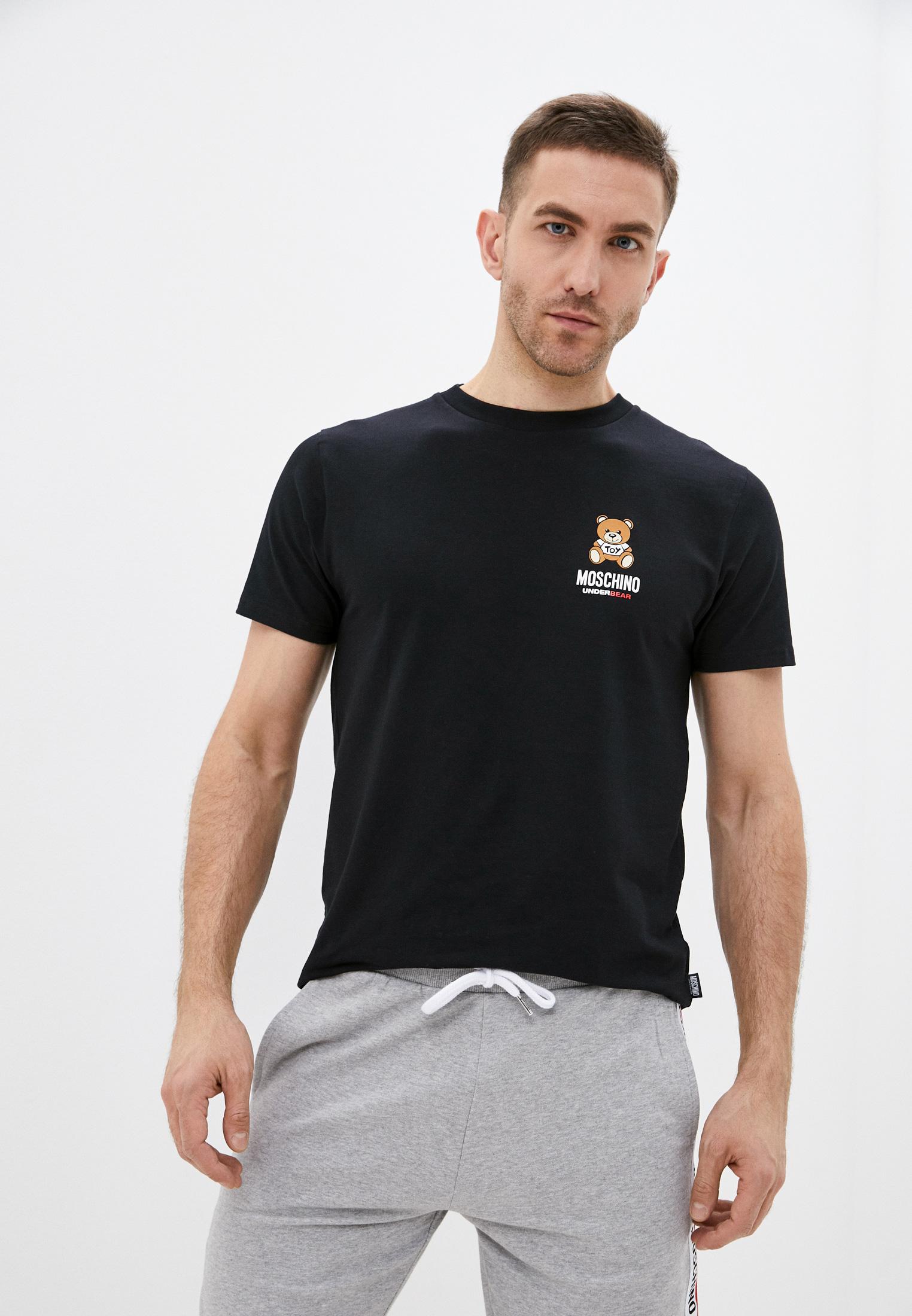 Футболка Moschino Underwear 1924 8121