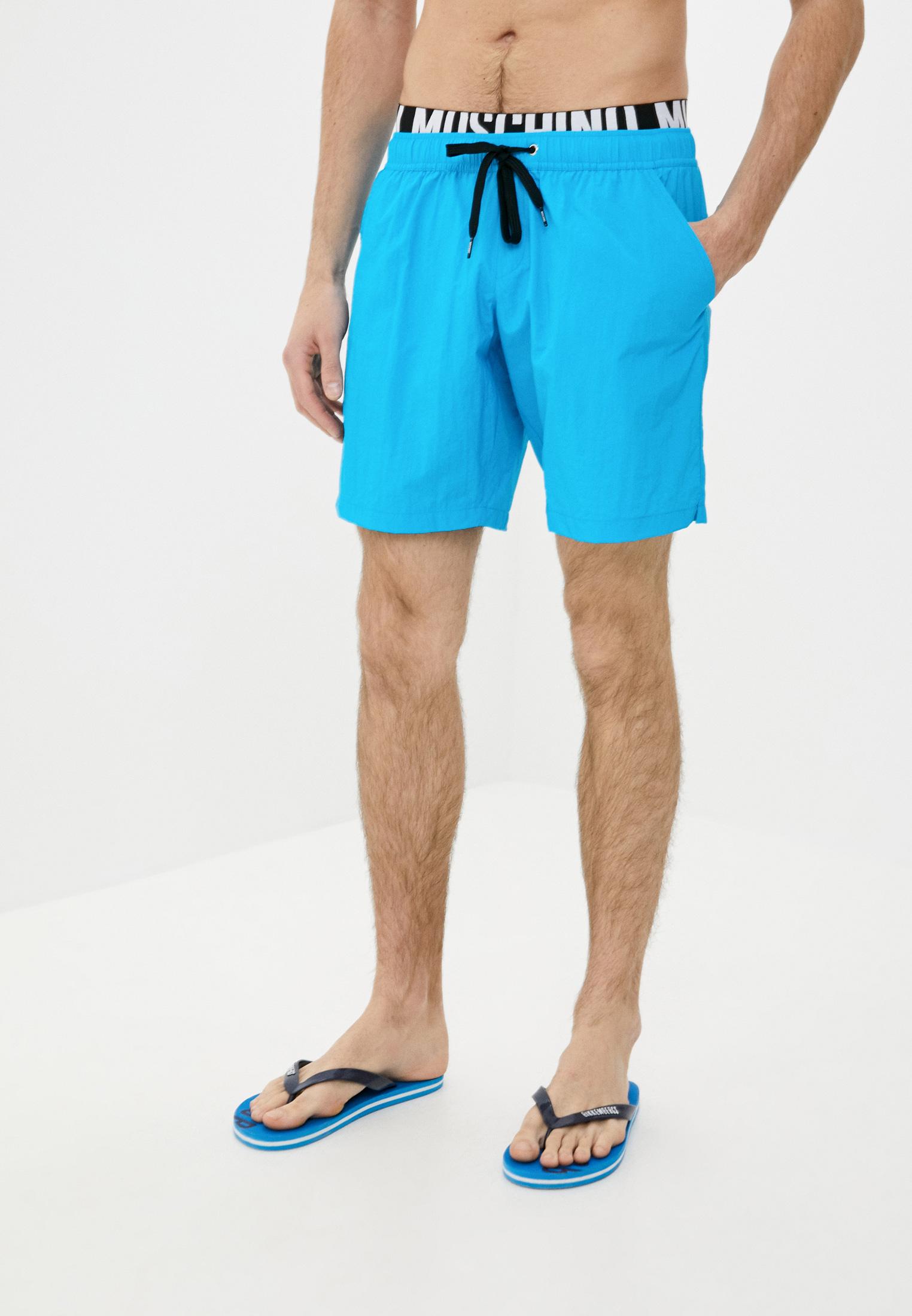 Мужские шорты для плавания Moschino swim 6118 5439