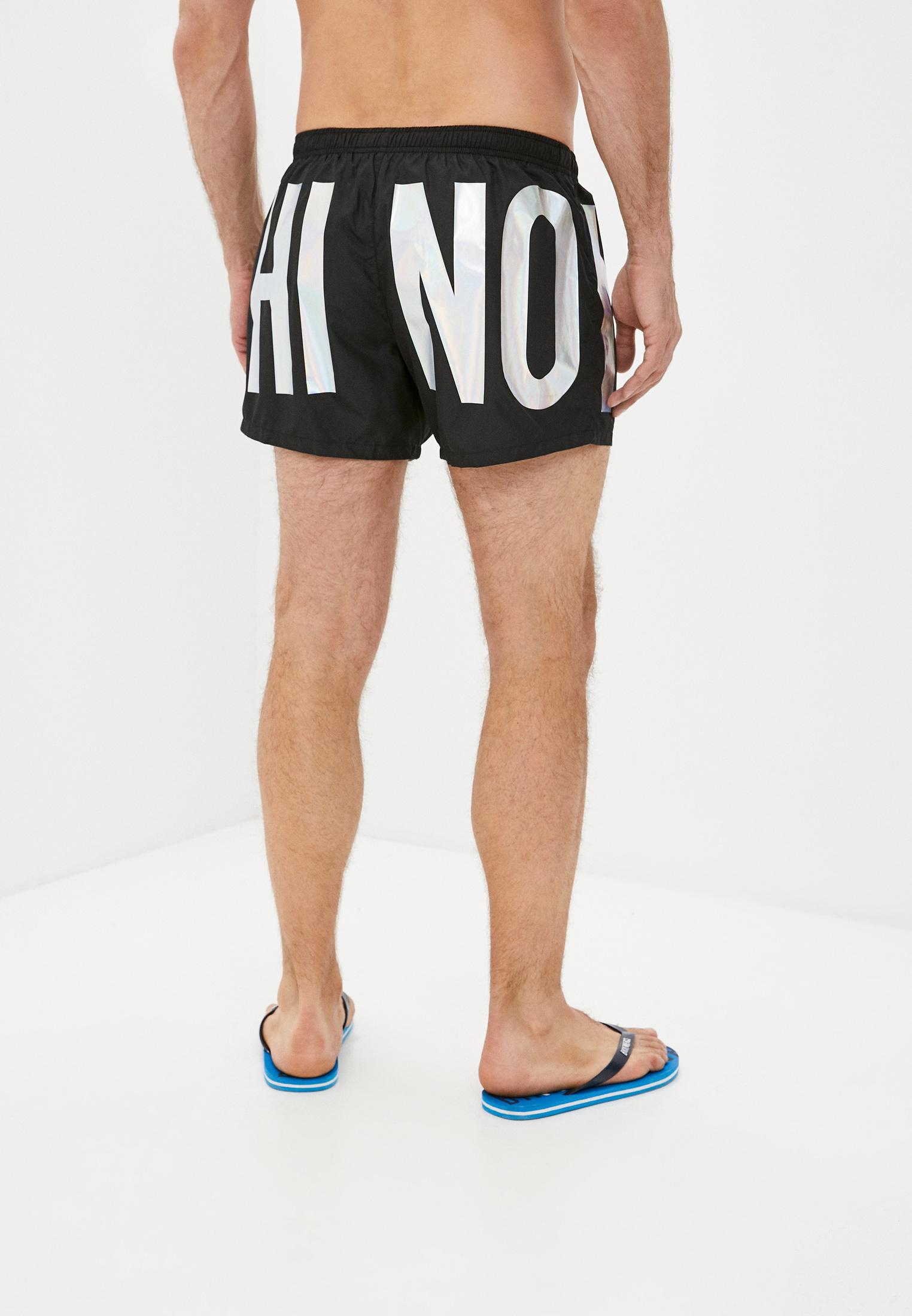 Мужские шорты для плавания Moschino swim 6122 5989: изображение 3