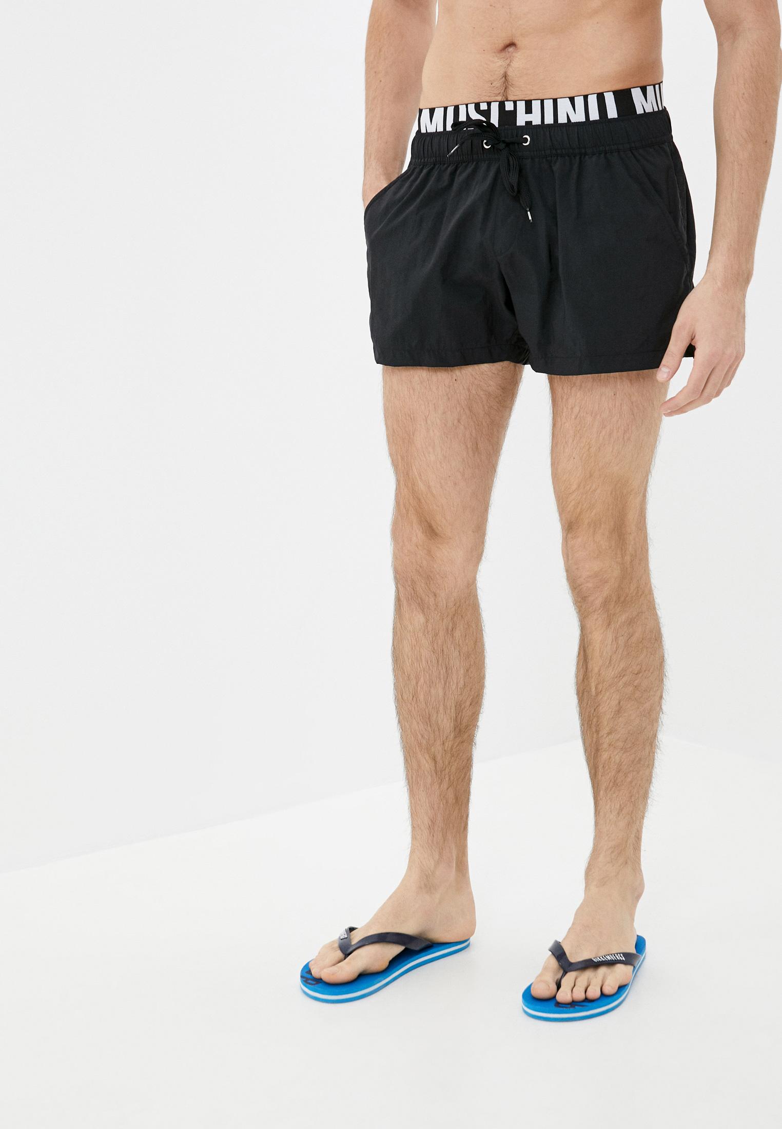 Мужские шорты для плавания Moschino swim 6148 5439