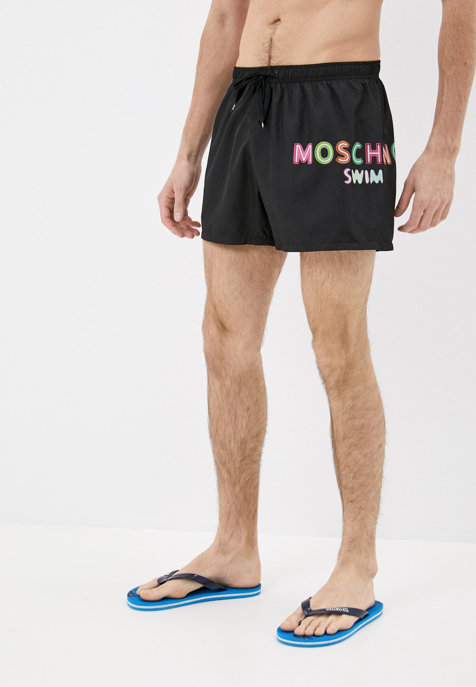 Мужские шорты для плавания Moschino swim 6154 5989: изображение 1