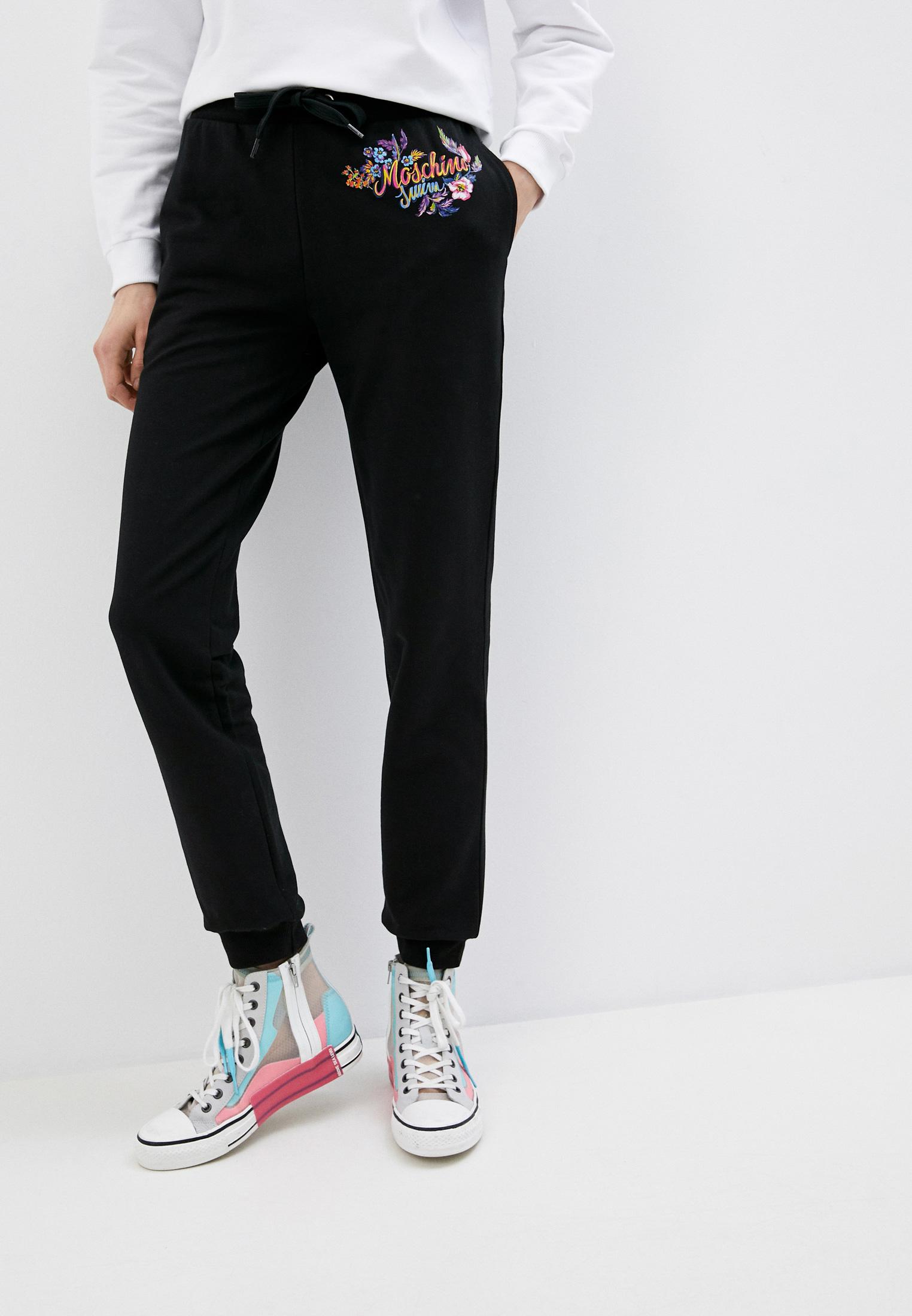 Женские спортивные брюки Moschino swim 6704 2117: изображение 1