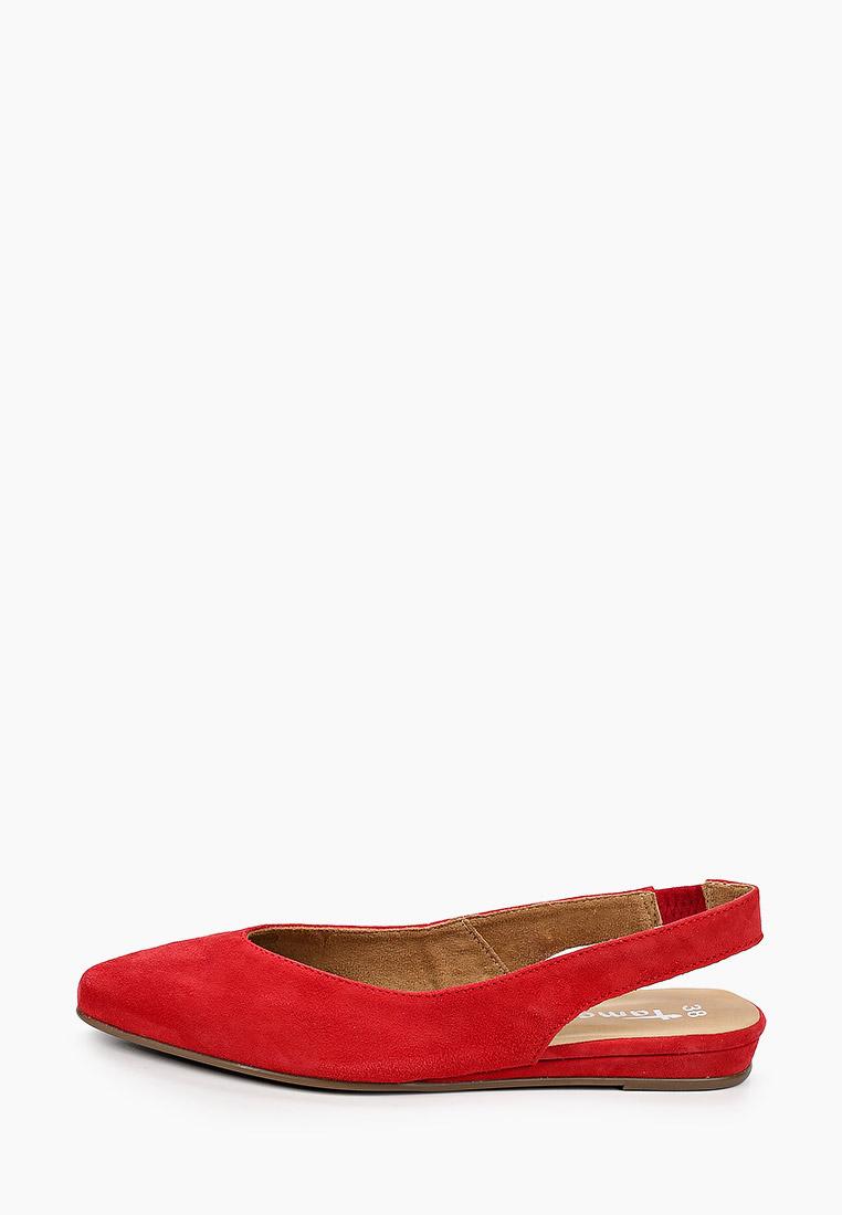 Женские туфли Tamaris (Тамарис) 1-1-29406-26