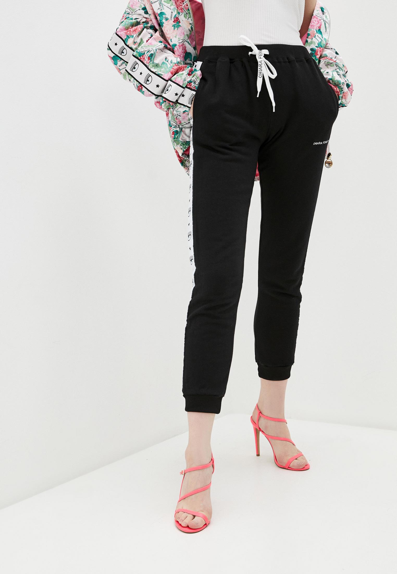 Женские спортивные брюки Chiara Ferragni Collection Брюки спортивные Chiara Ferragni Collection