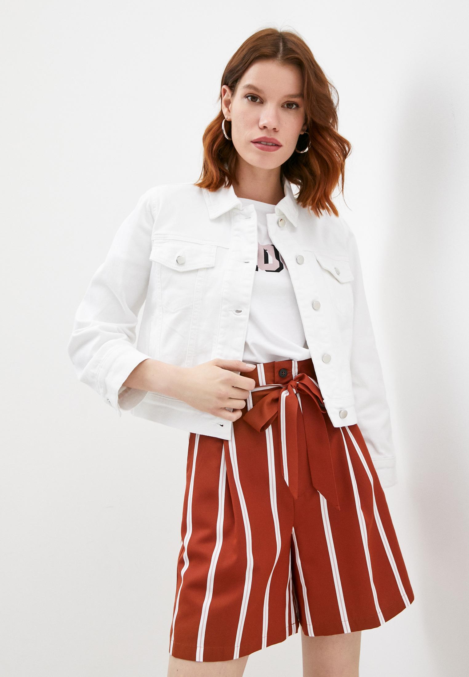 Джинсовая куртка EMME MARELLA Куртка джинсовая Emme Marella