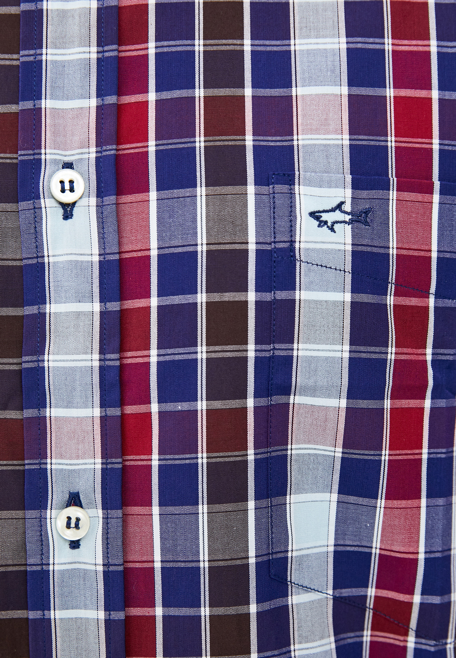 Рубашка с длинным рукавом Paul & Shark I15P0323: изображение 6
