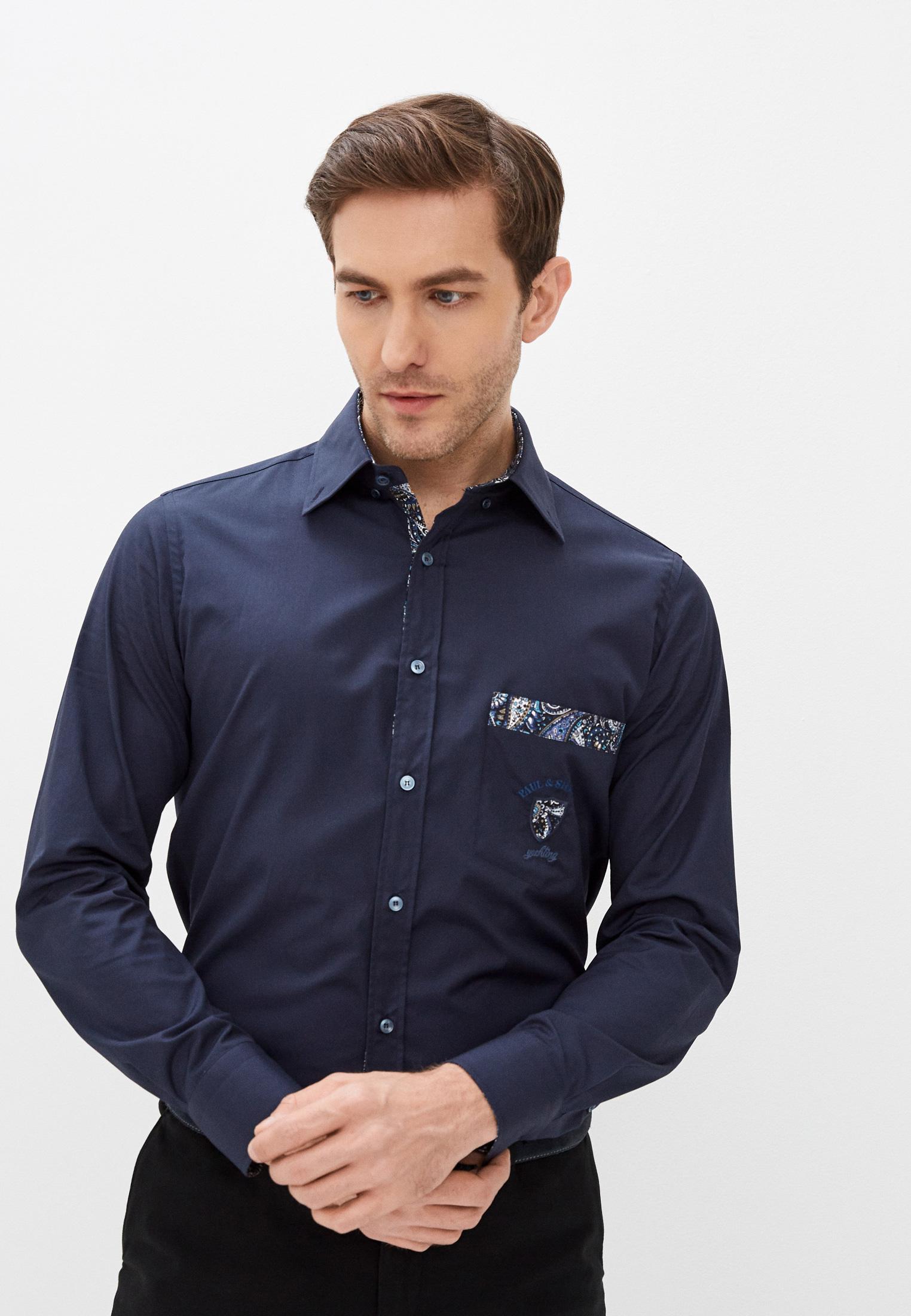 Рубашка с длинным рукавом Paul & Shark I17P3257SF