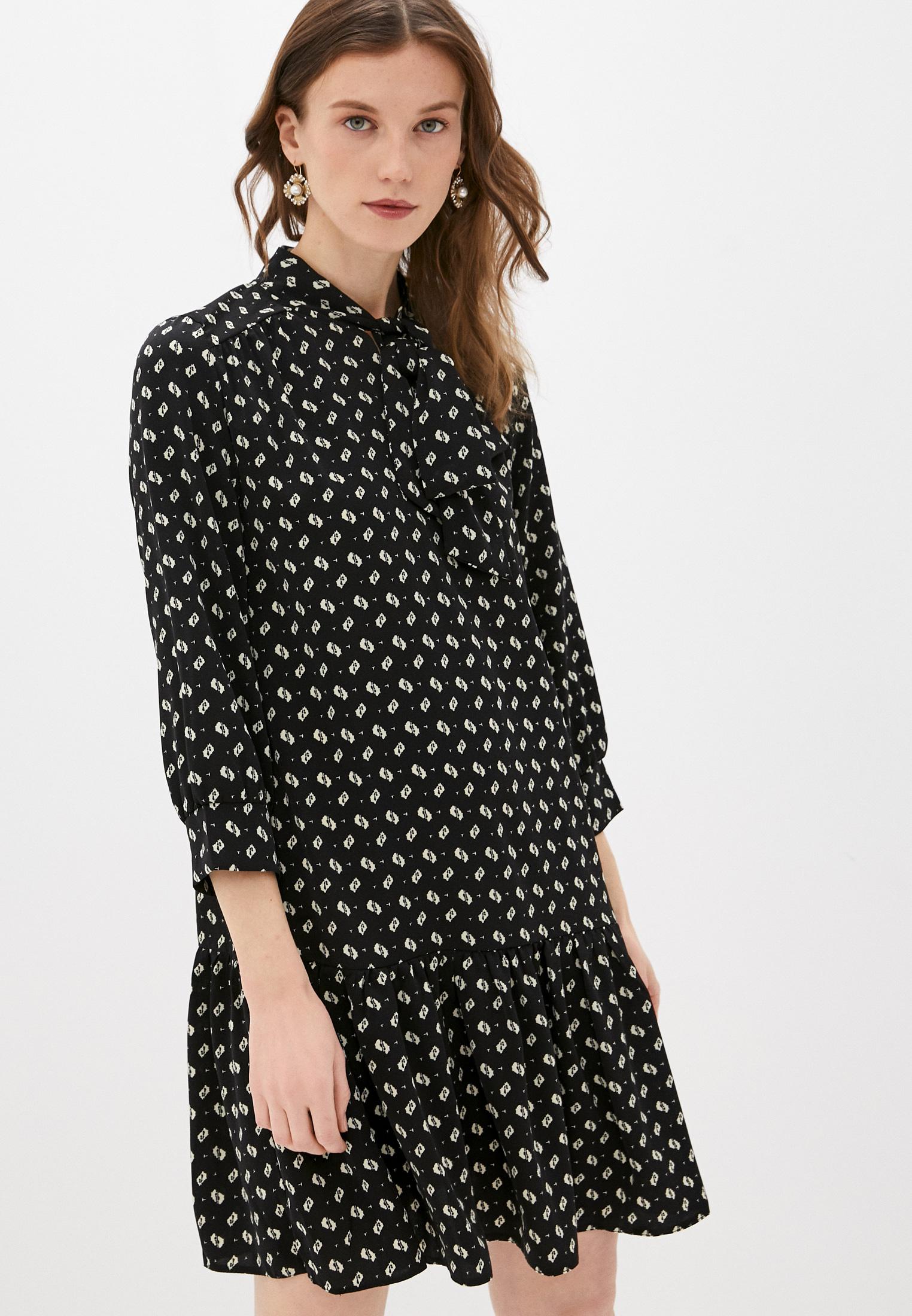 Повседневное платье Miss Gabby 4230