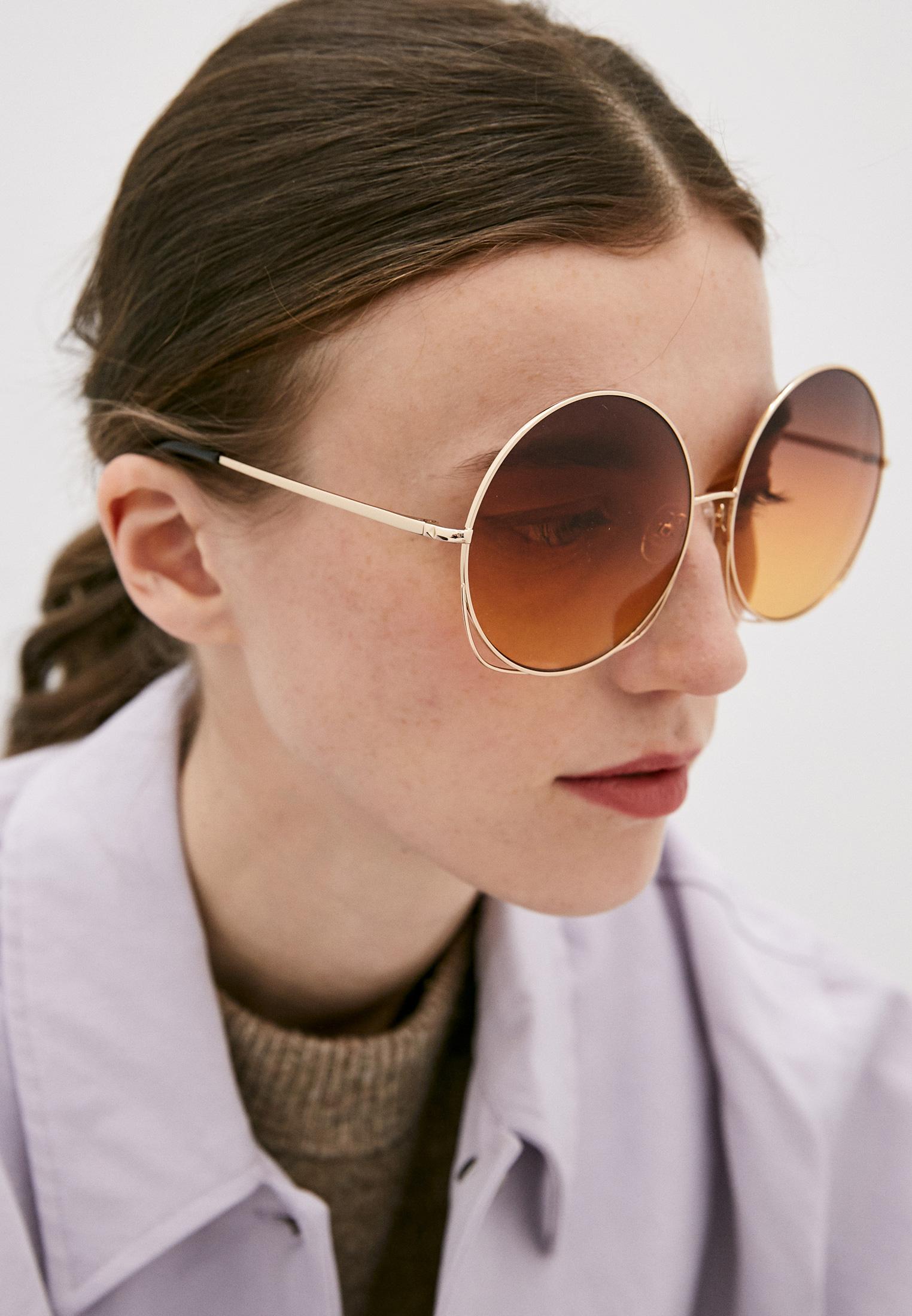 Женские солнцезащитные очки Linda Farrow MW248C1SUN