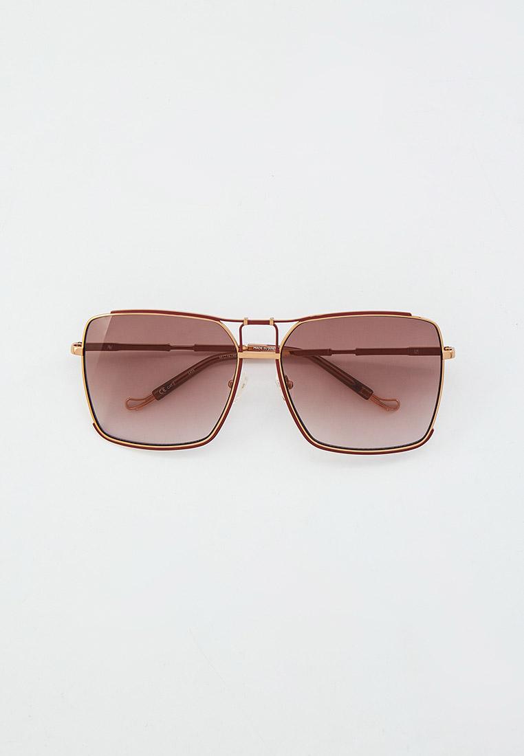 Женские солнцезащитные очки Linda Farrow MW256C1SUN