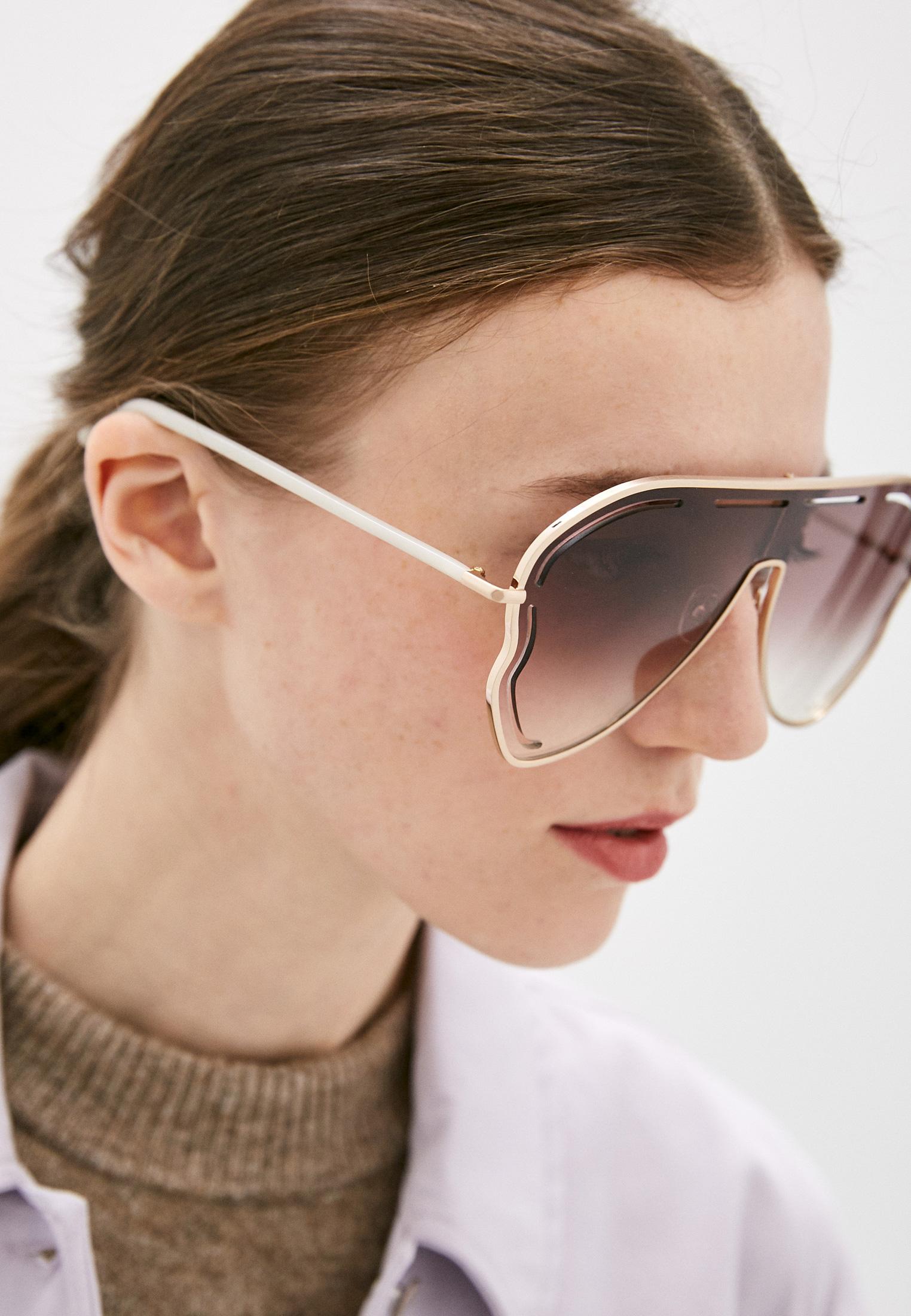 Женские солнцезащитные очки Linda Farrow MW266C2SUN