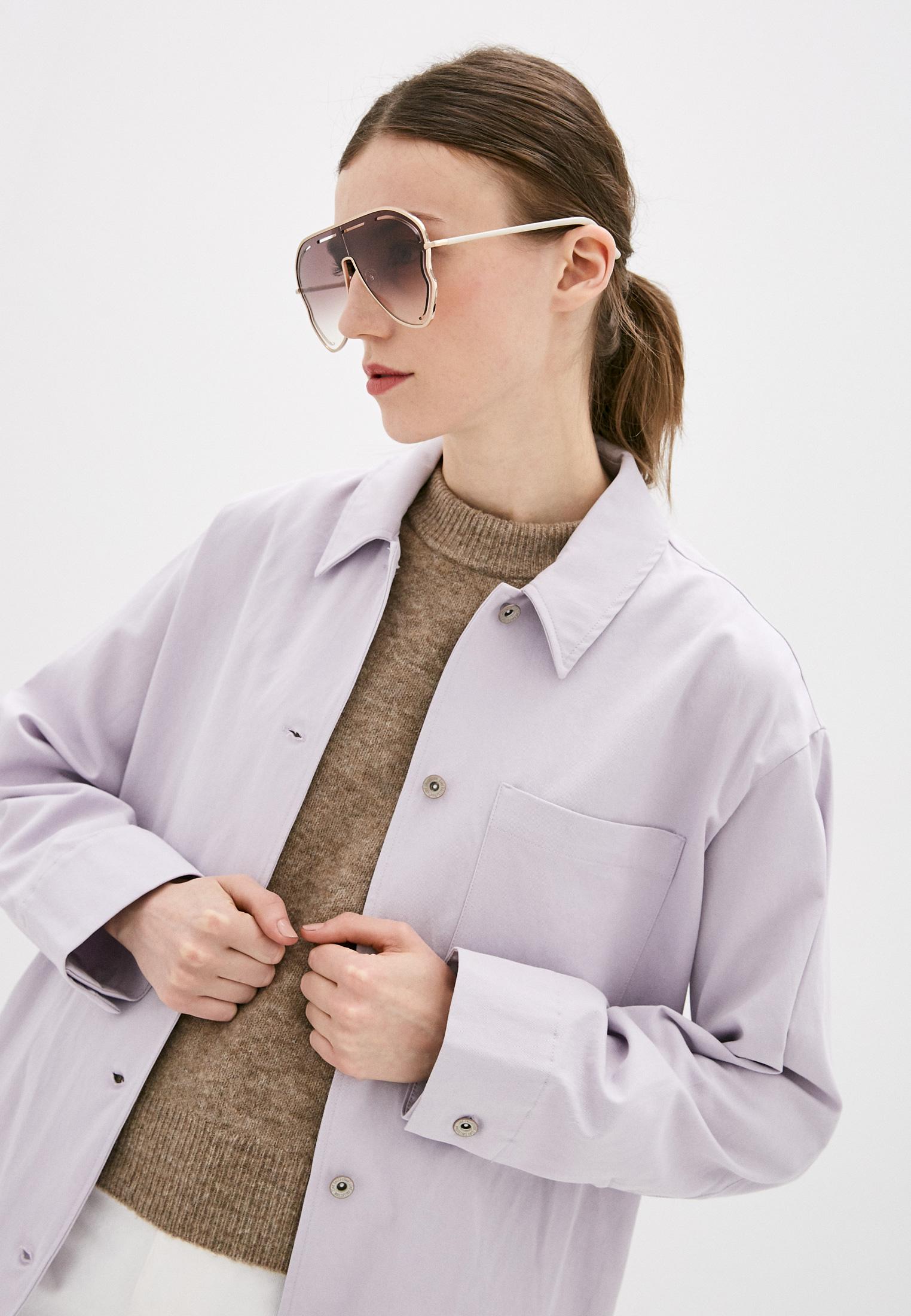 Женские солнцезащитные очки Linda Farrow MW266C2SUN: изображение 2