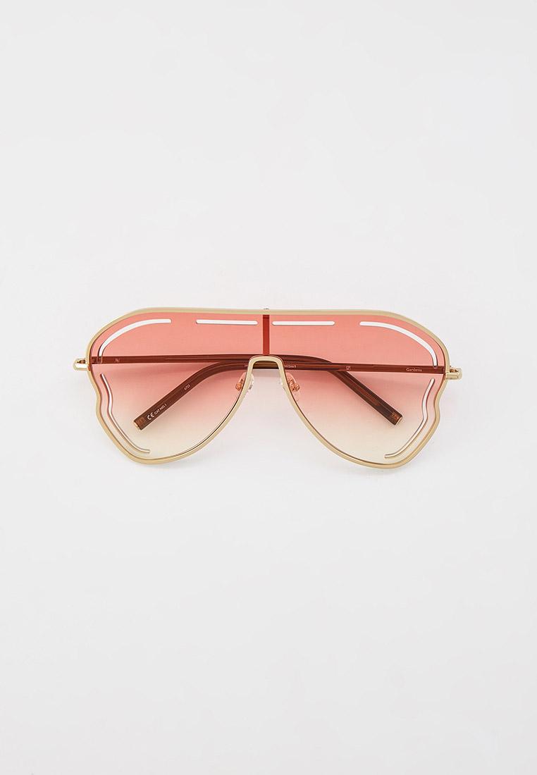 Женские солнцезащитные очки Linda Farrow MW266C3SUN